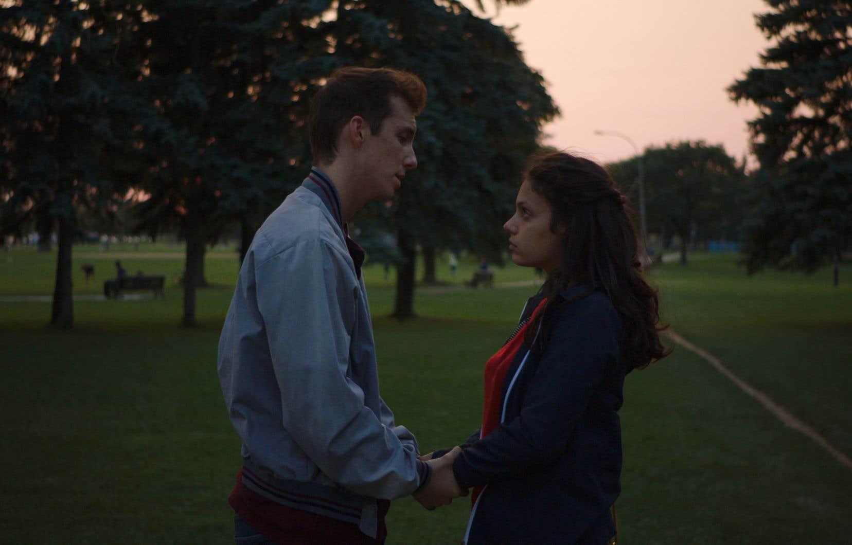Le film «Genèse» suit les amours tourmentées de plusieurs jeunes gens.