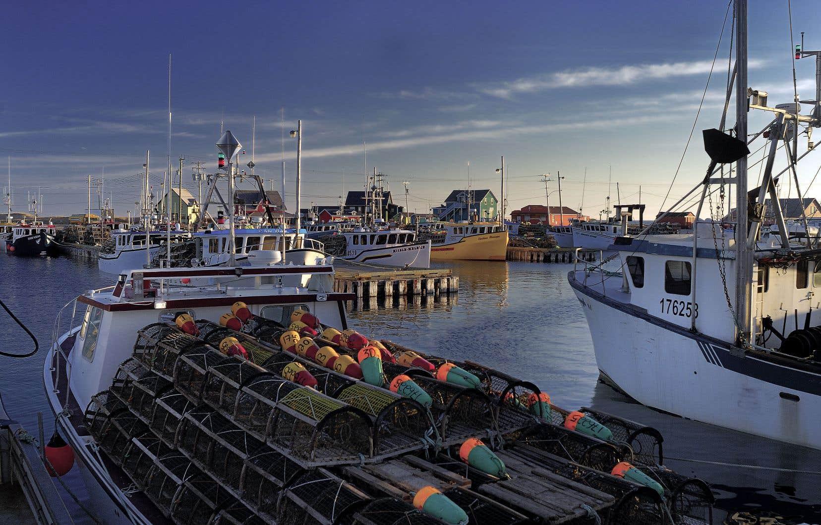 Ici, tout vient du vocabulaire marin. Héritage, entre autres, de la pêche, si importante, et de cette condition insulaire, qui caractérise les Madelinots depuis 250ans.