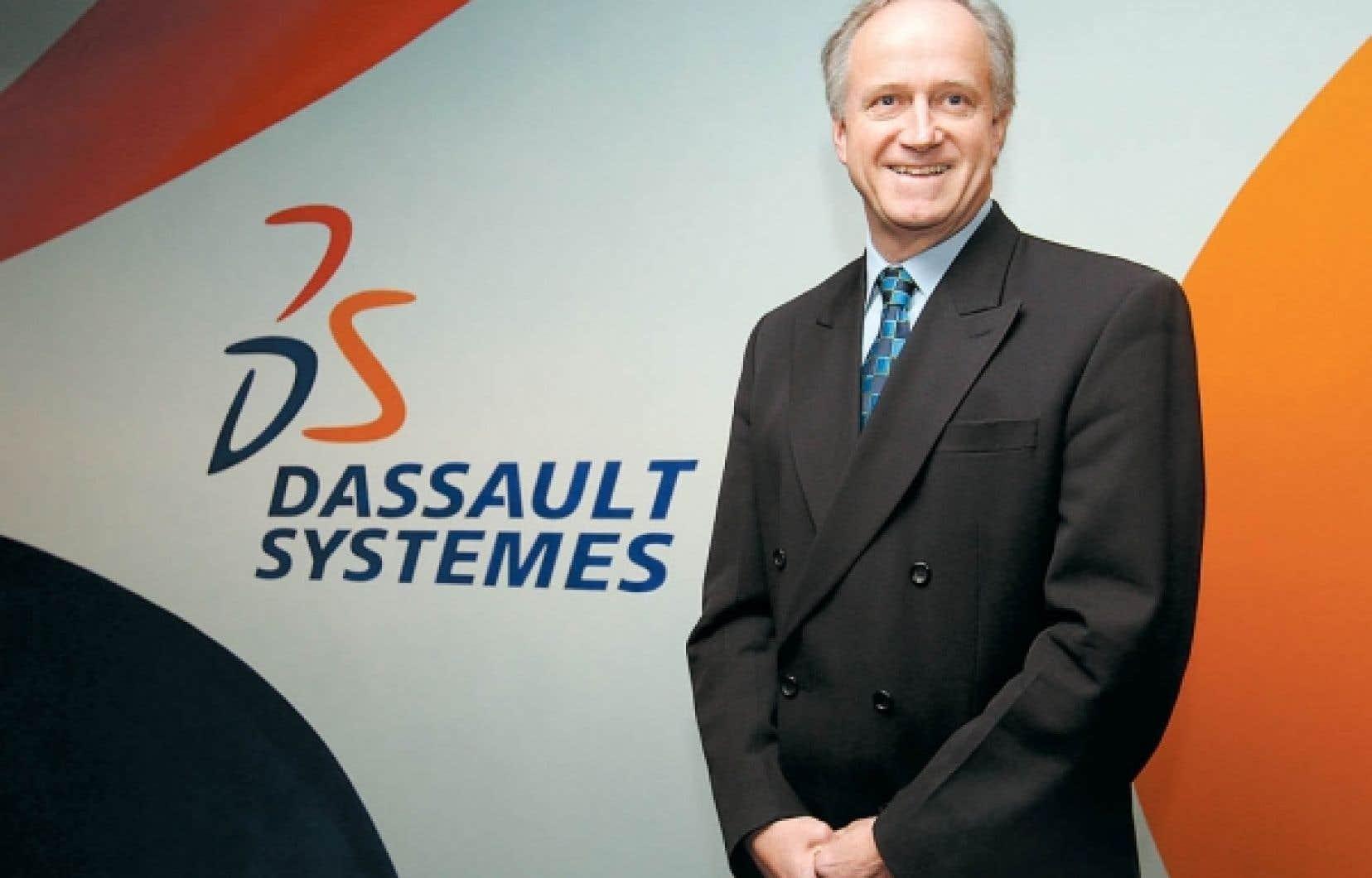 François Bouffard, vice-président pour les Amériques de DS, constate que le 3D est encore émergent même si l'on en parle depuis 1981.
