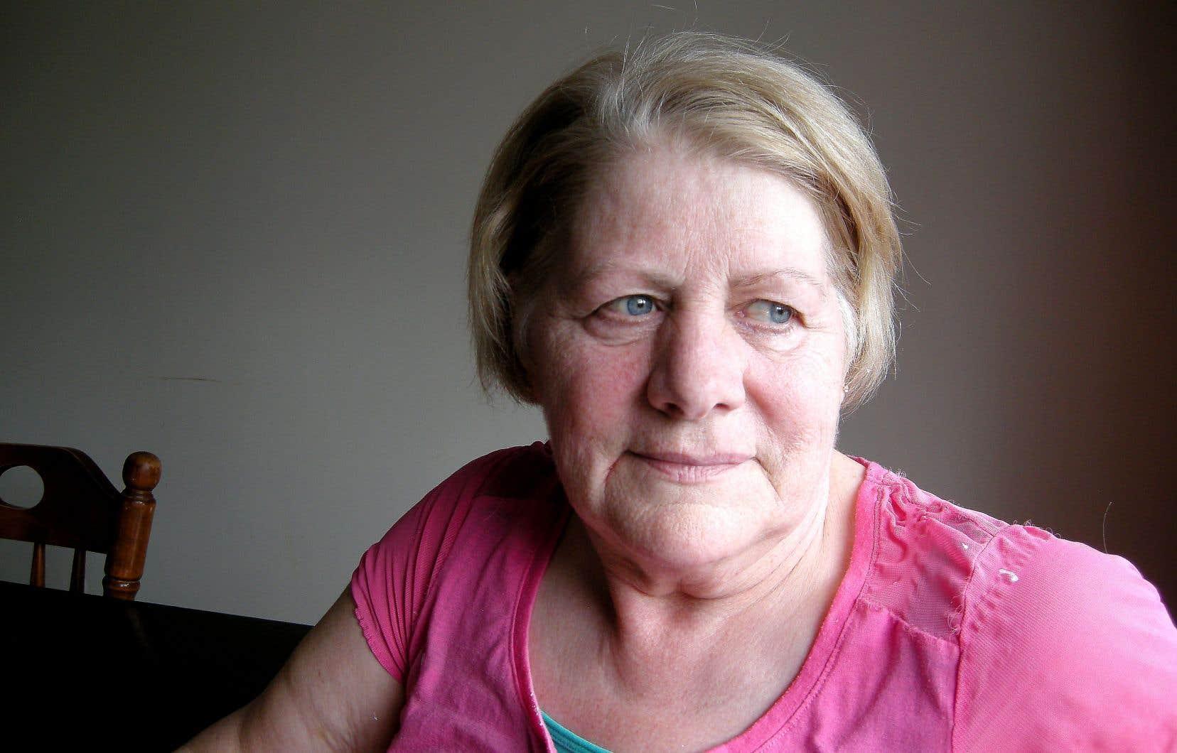 Mary Spingle a été infirmière pendant 30 ans aux dispensaires de Vieux-Fort et de Rivière-Saint-Paul, à l'ouest de Blanc-Sablon.