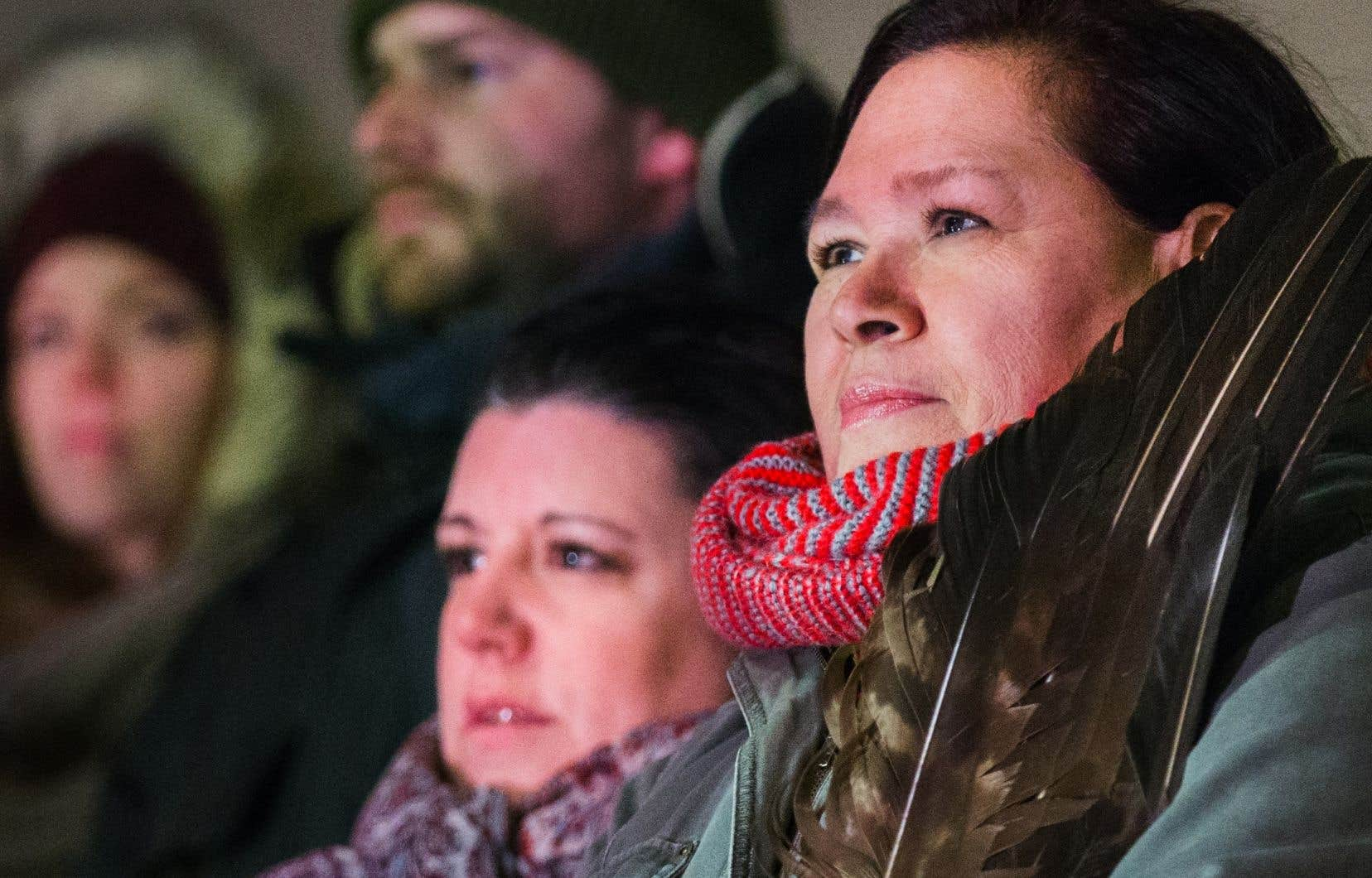 Des femmes autochtones de Val-d'Or ont mené une vague de dénonciations en 2016.