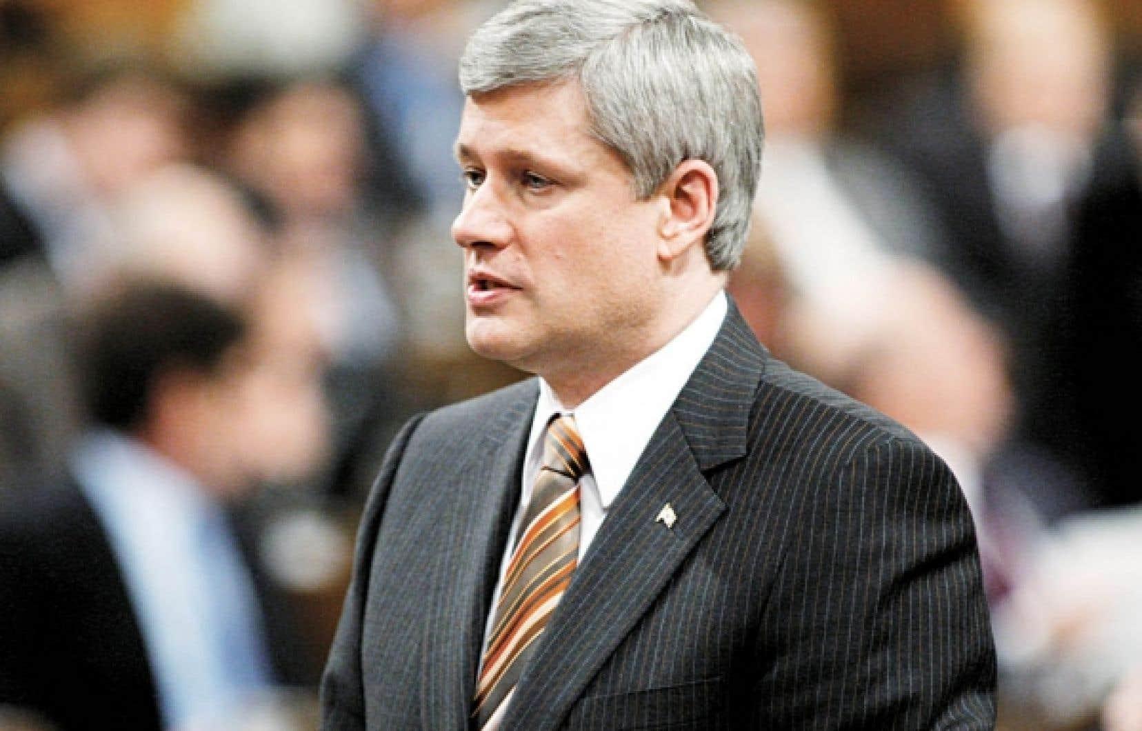 «Nous pouvons concentrer nos efforts sur des choses qui unissent la population du Canada et non pas sur des choses qui la divisent», a dit Stephen Harper hier, faisant référence à une motion libérale sur la santé maternelle, votée il y a un mois, et qui ne faisait pas mention de l'avortement.
