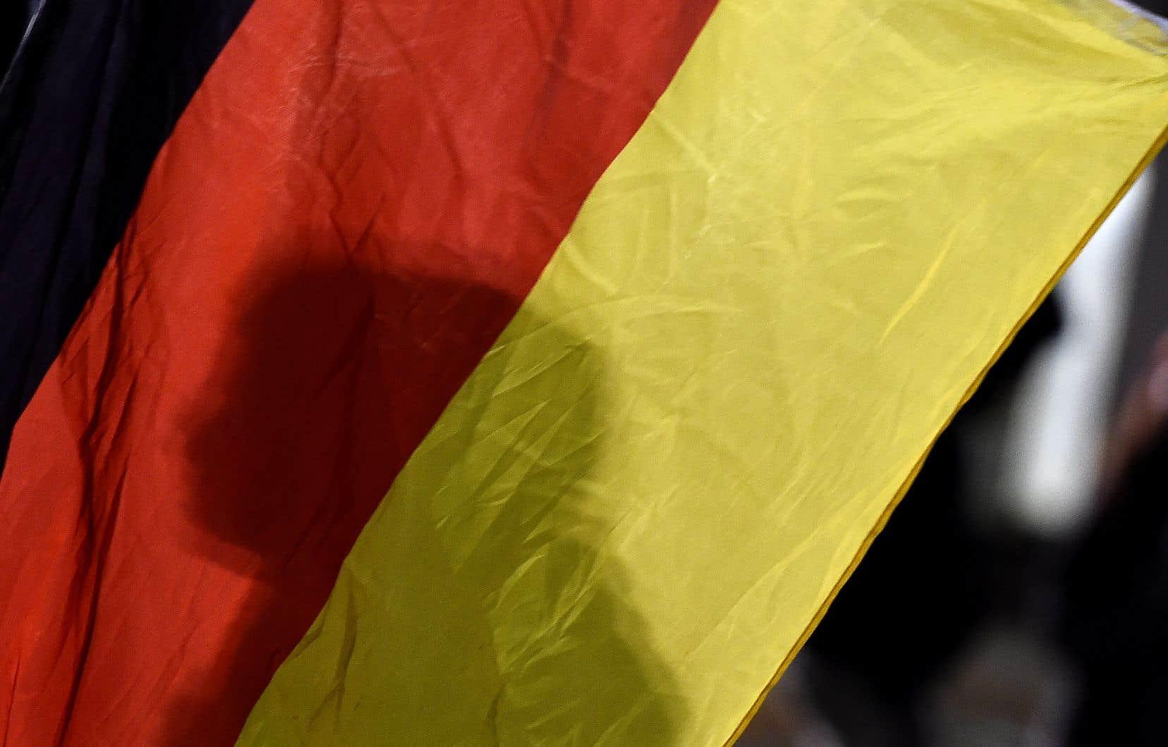 «Nous sommes en 2018 après Jésus-Christ. Toute l'Allemagne est un bastion de tolérance et d'ouverture. Toute l'Allemagne? Non», affirme l'auteur.