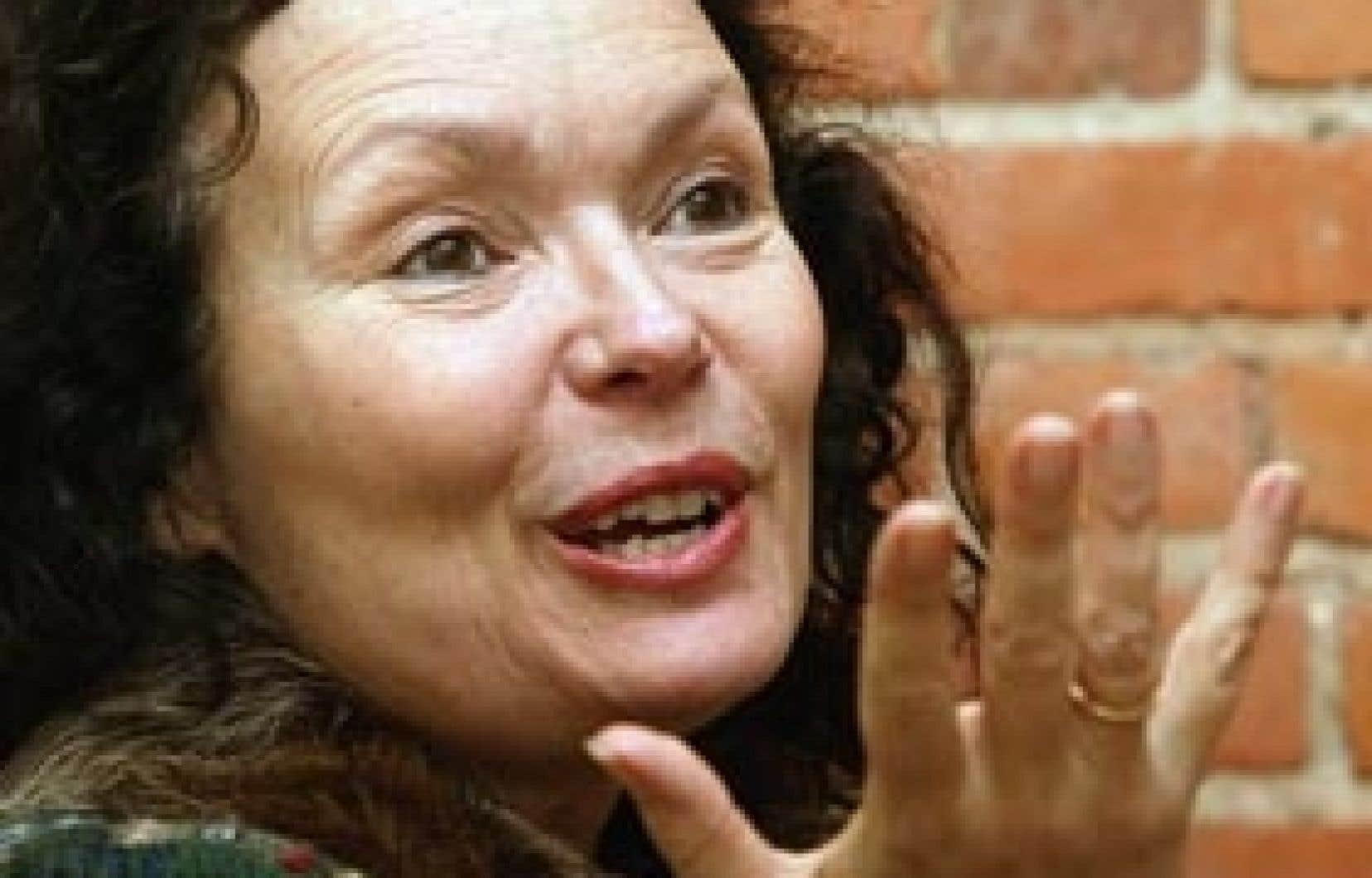 La cinéaste Manon Barbeau est fière de l'expansion que prend ce projet, aux tentacules désormais internationaux.