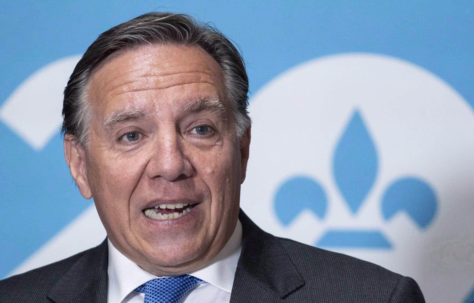 Gertrude Bourdona informé samedi le chef de la Coalition avenir Québec (CAQ), François Legault qu'elle renonçait à porter les couleurs de la CAQ à l'occasion du prochain scrutin.