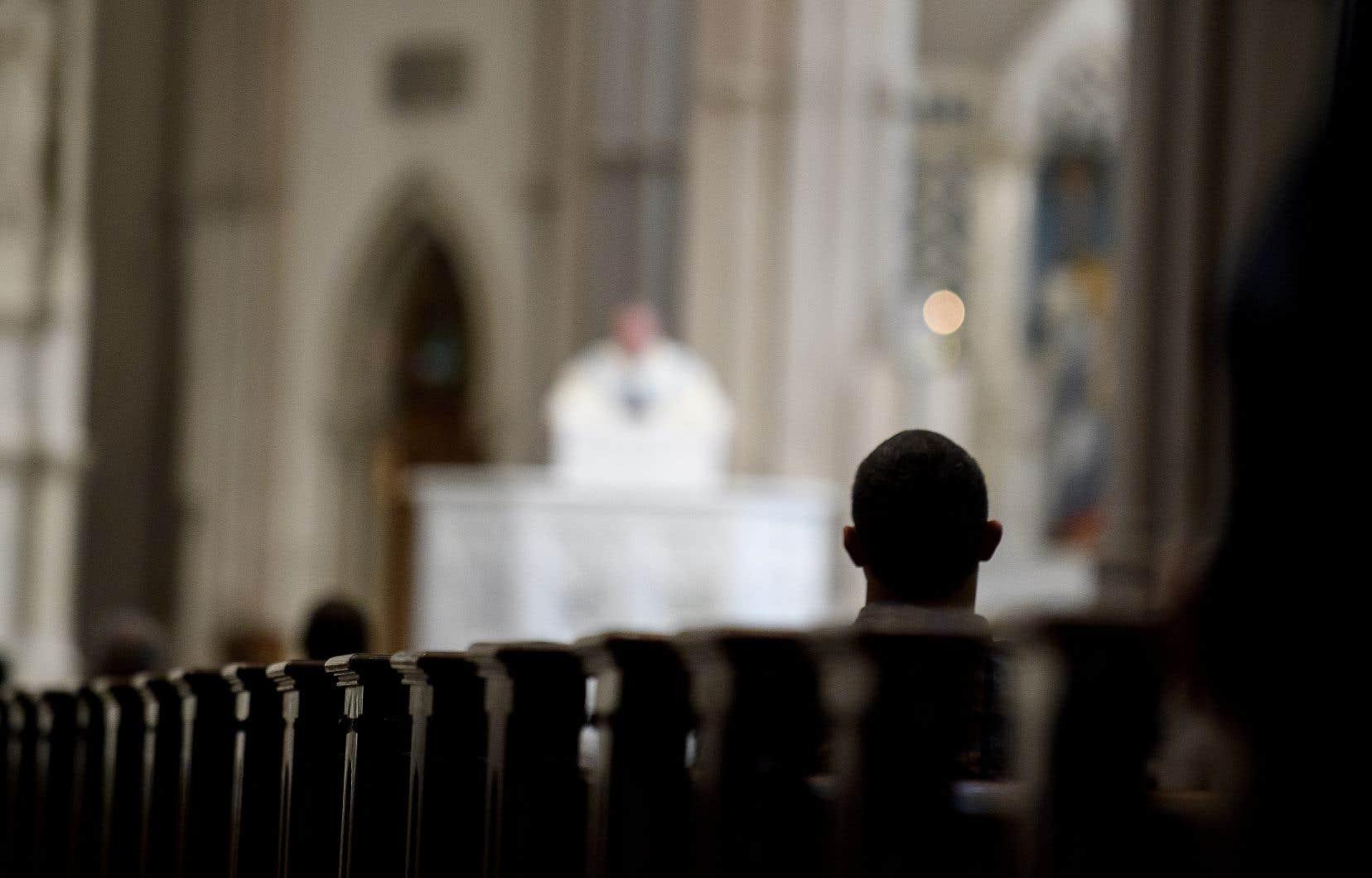 «Je pense qu'on n'a pas mesuré encore l'horreur des tragédies causées, au cours de siècles de son existence, par le confessionnal», affirme l'auteur.