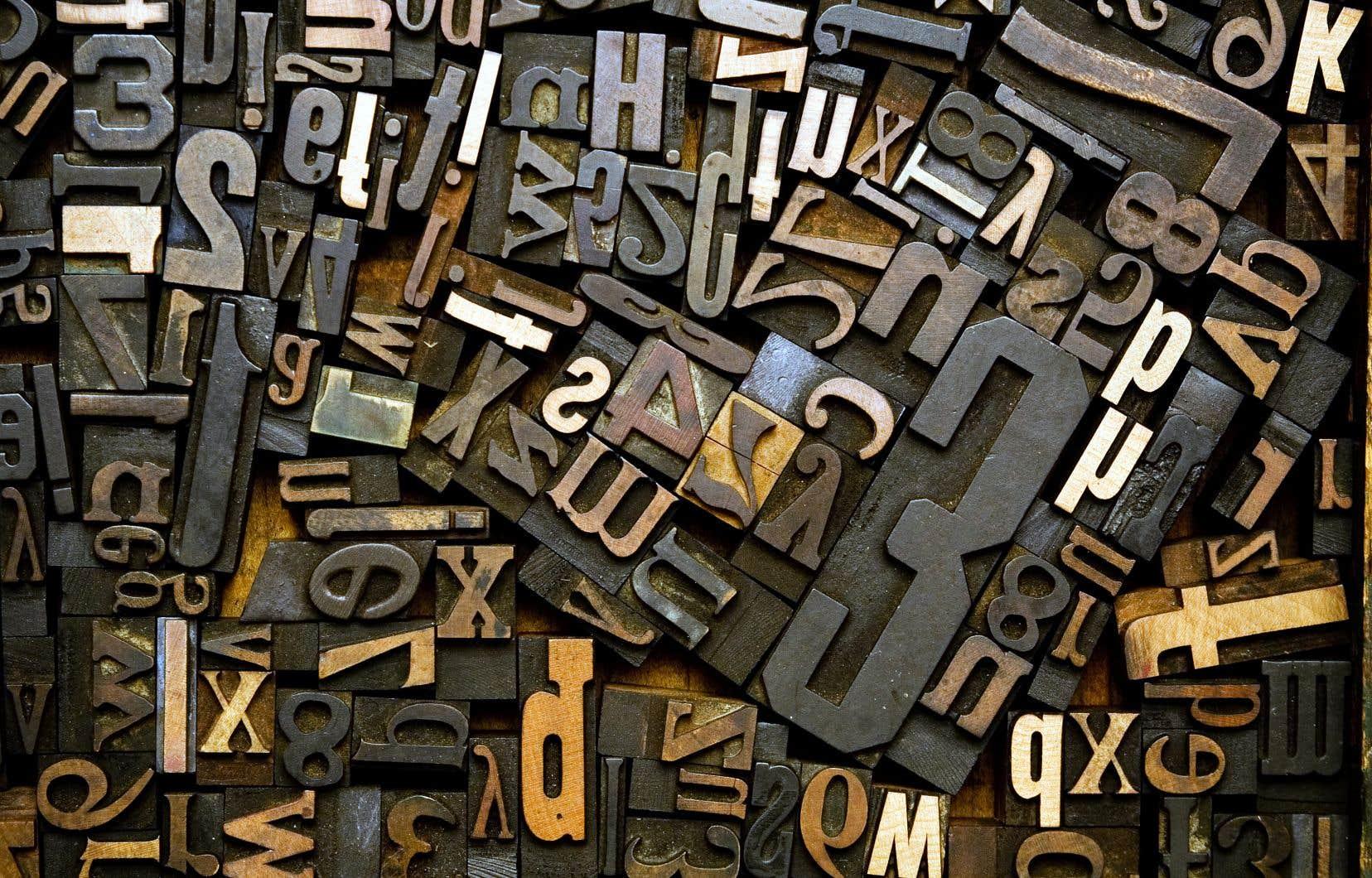 Révolution technologique ou pas, la typographie n'a pas cessé d'être un outil de communication et de distinction.