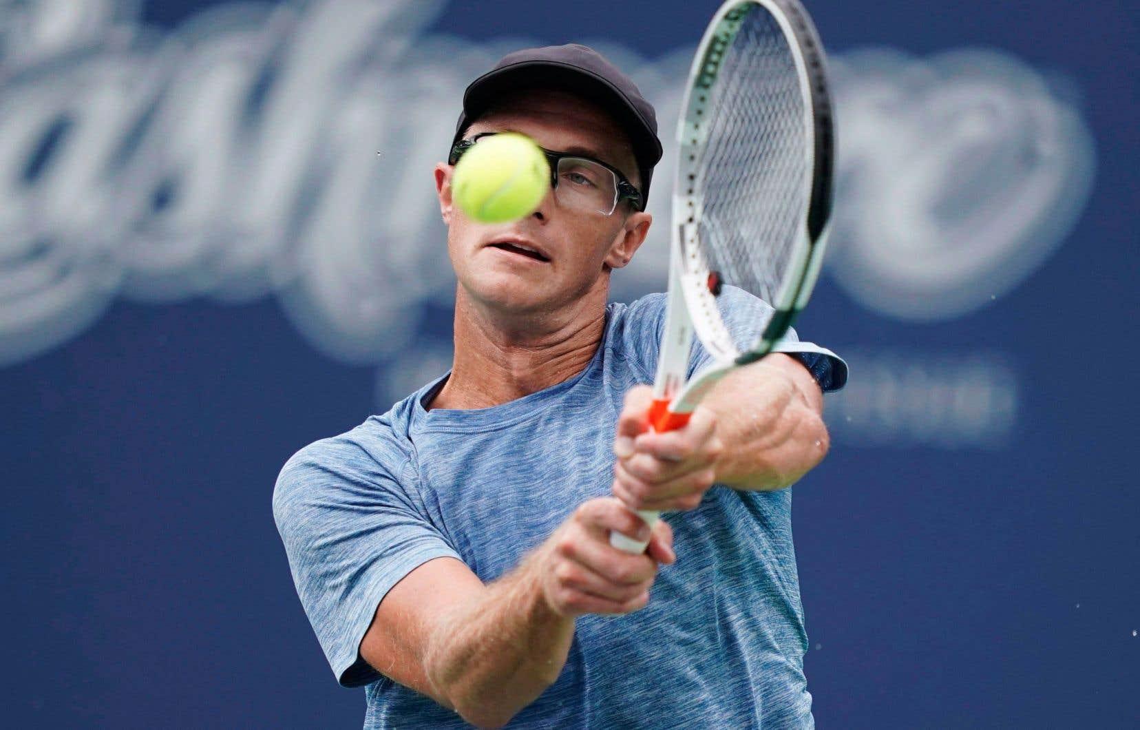 Peter Polansky est devenu le premier tennisman de l'ère moderne à être admis par le repêchage au tableau principal de trois tournois majeurs consécutifs la même saison.