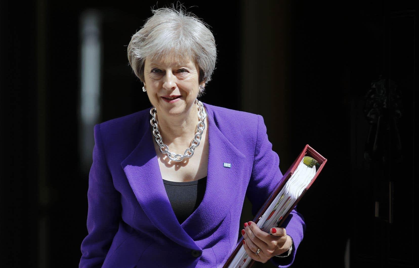 Le plan de sortie de la première ministre britannique, Theresa May, a été publié début juillet.