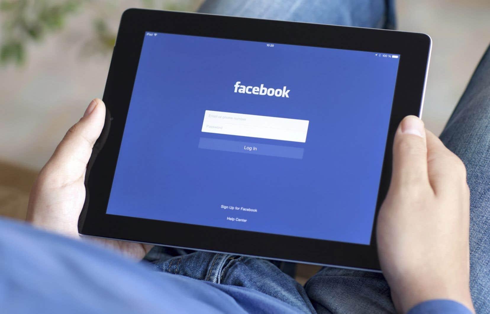 Facebook a reconnu qu'il n'était pas possible de s'attaquer seul au problème et indiqué avoir collaboré avec les forces de l'ordre, des experts et d'autres compagnies.