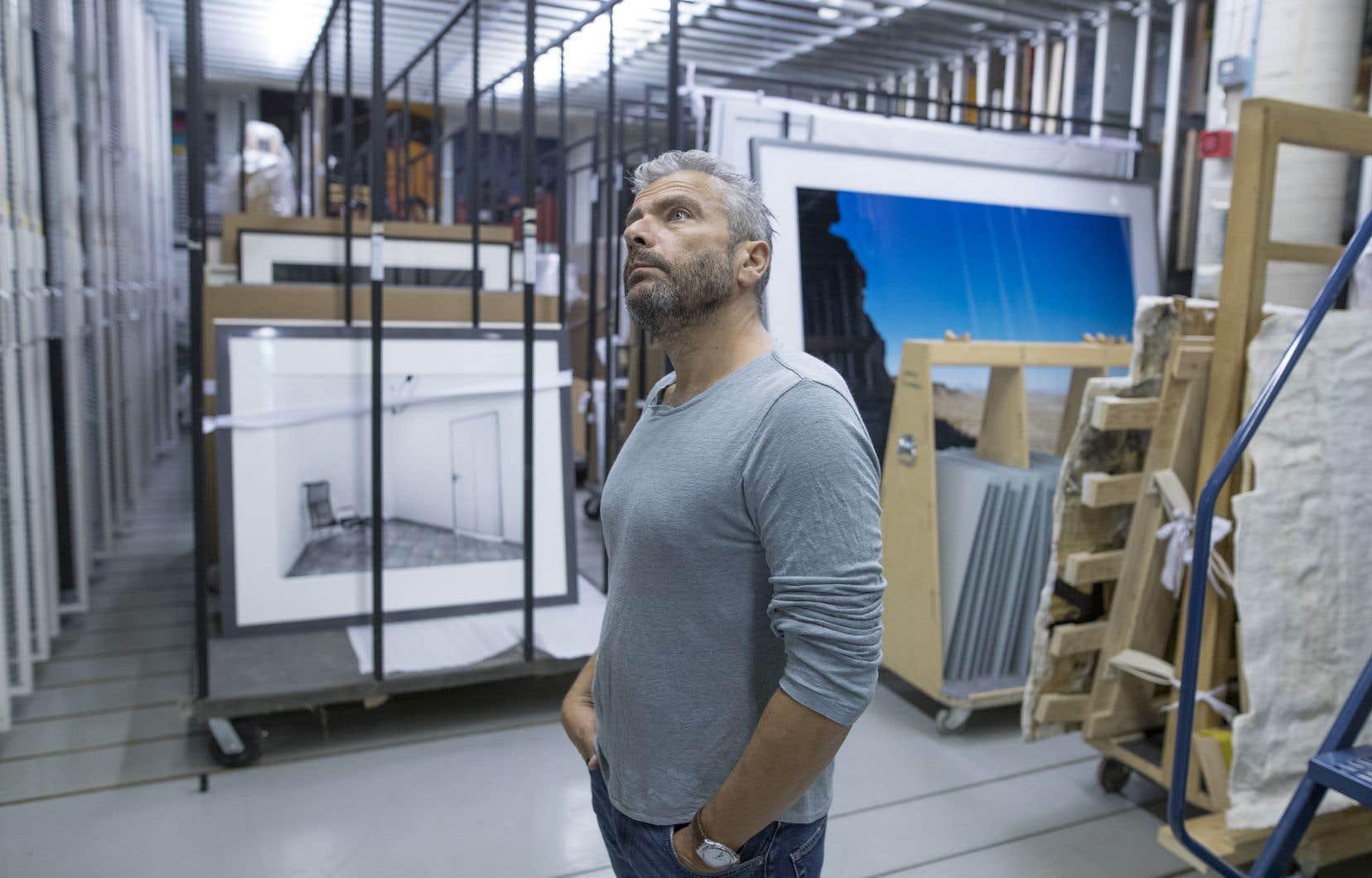 Pour John Zeppetelli, directeur depuis cinq ans du MAC, il fallait casser l'impression de musée fermé.
