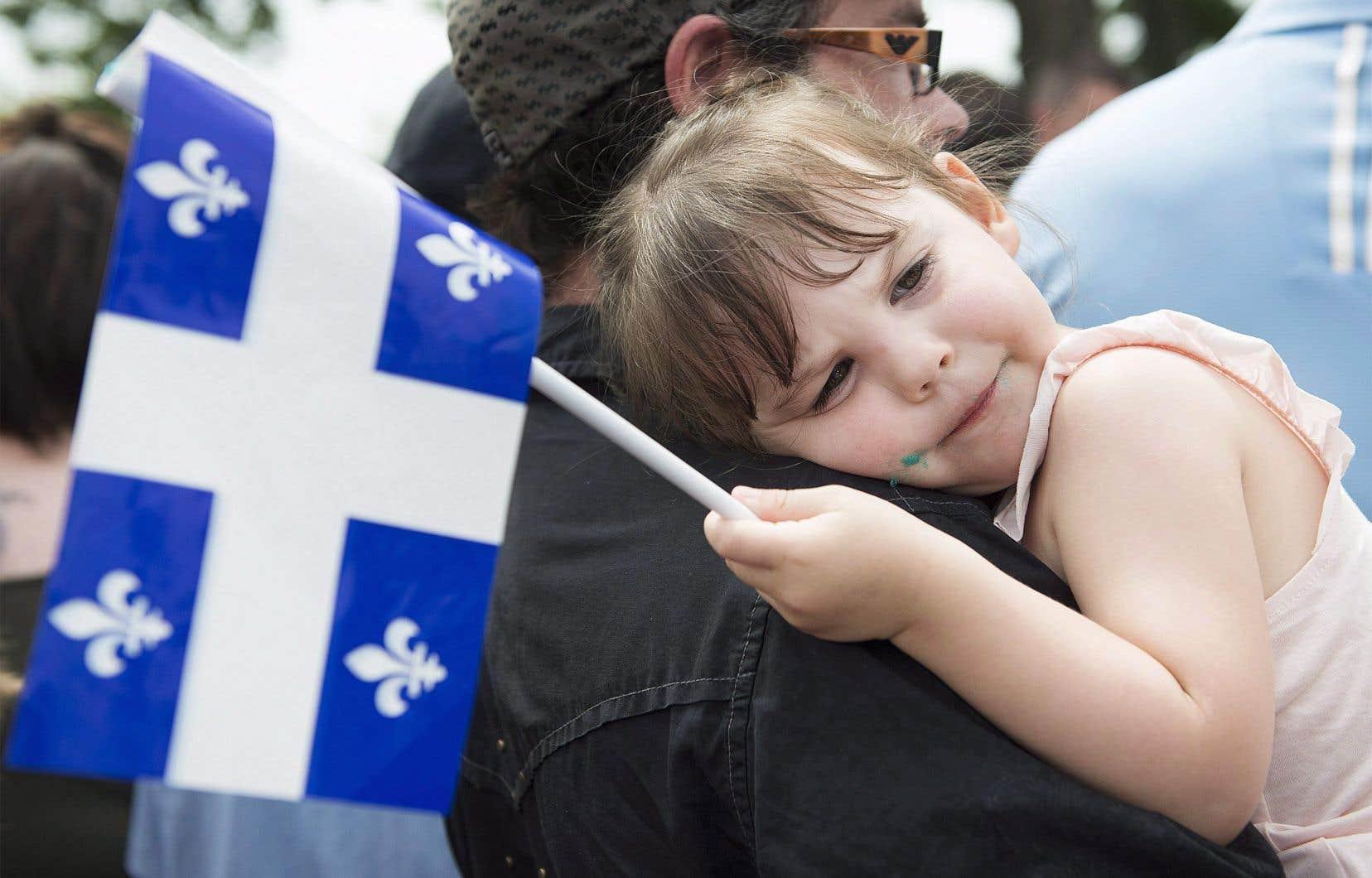 Si plus de 80% des jeunes francophones se considèrent d'abord comme Québécois, ils sont beaucoup moins nombreux à souhaiter l'indépendance du Québec.