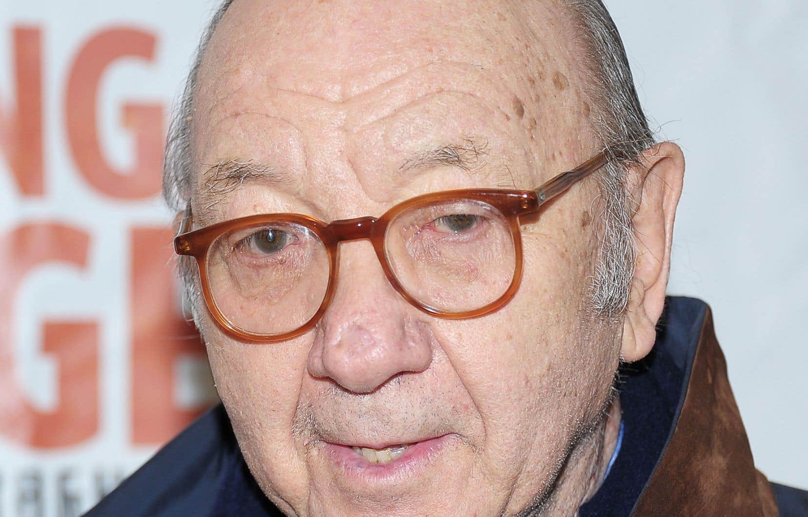 Neil Simon en 2011