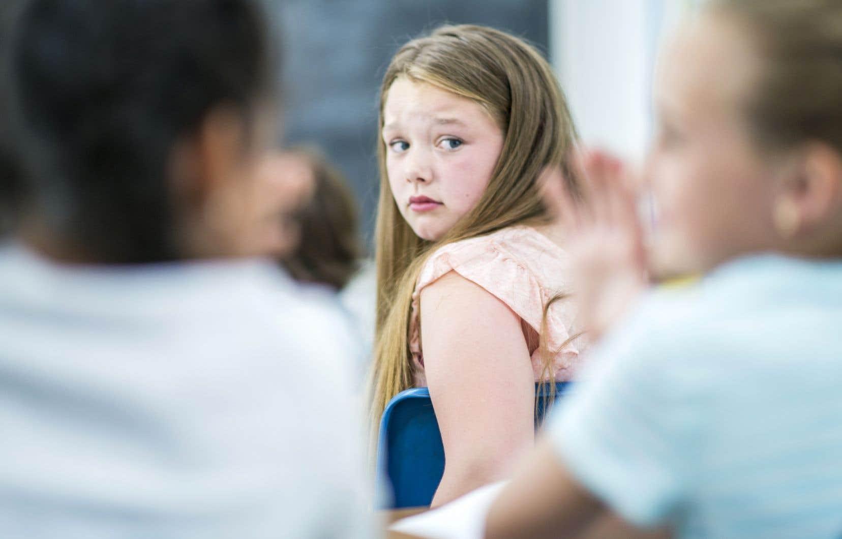Dans bien des cas, l'intimidation est un comportement adaptatif pour un enfant, un adolescent ou un adulte, explique Tony Volk de l'Université Brock.