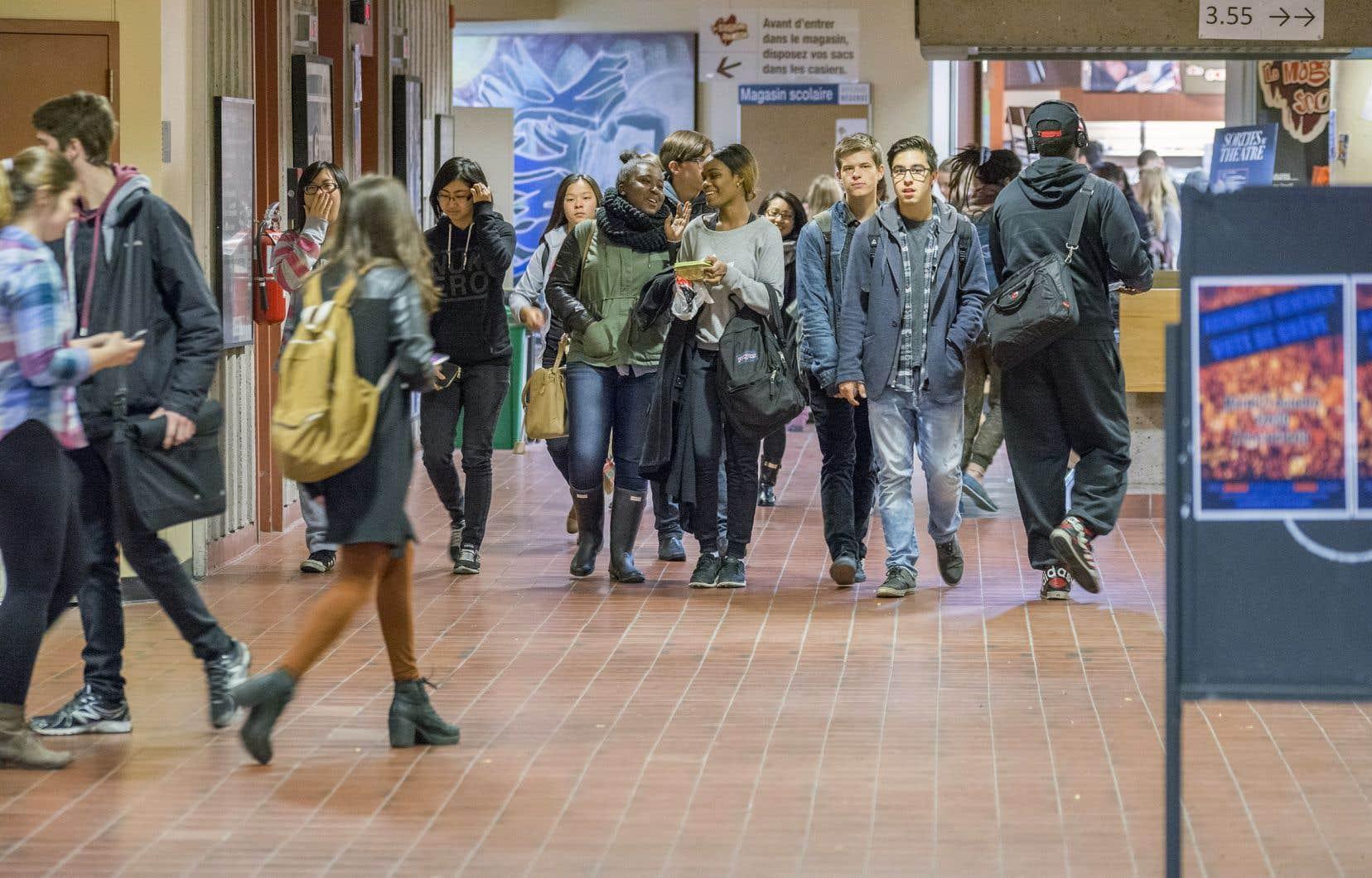 Le nombre d'inscriptions dans les cégeps est en baisse de 1,4% par rapport à l'an dernier. Les données préliminaires compilées par la Fédération des cégeps indiquent que 172814 étudiants se sont inscrits au collégial.