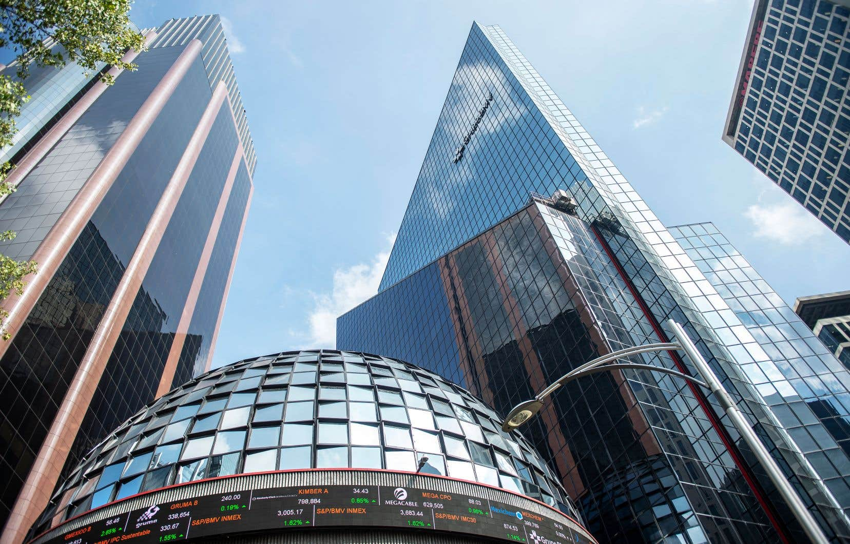 La Bourse de Mexico affichait lundi différents taux de change dans la foulée de l'entente intervenue entre les États-Unis et le Mexique, dont les détails n'ont pas été rendus publics.