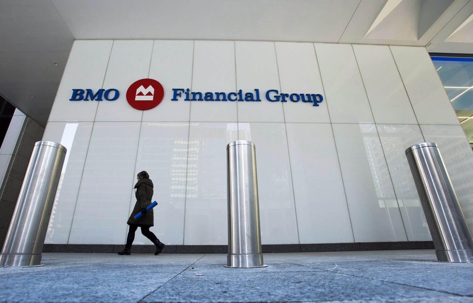 À l'instar des autres grandes banques canadiennes, la Banque de Montréal est à la recherche d'occasions de croissance dans un climat économique robuste américain.