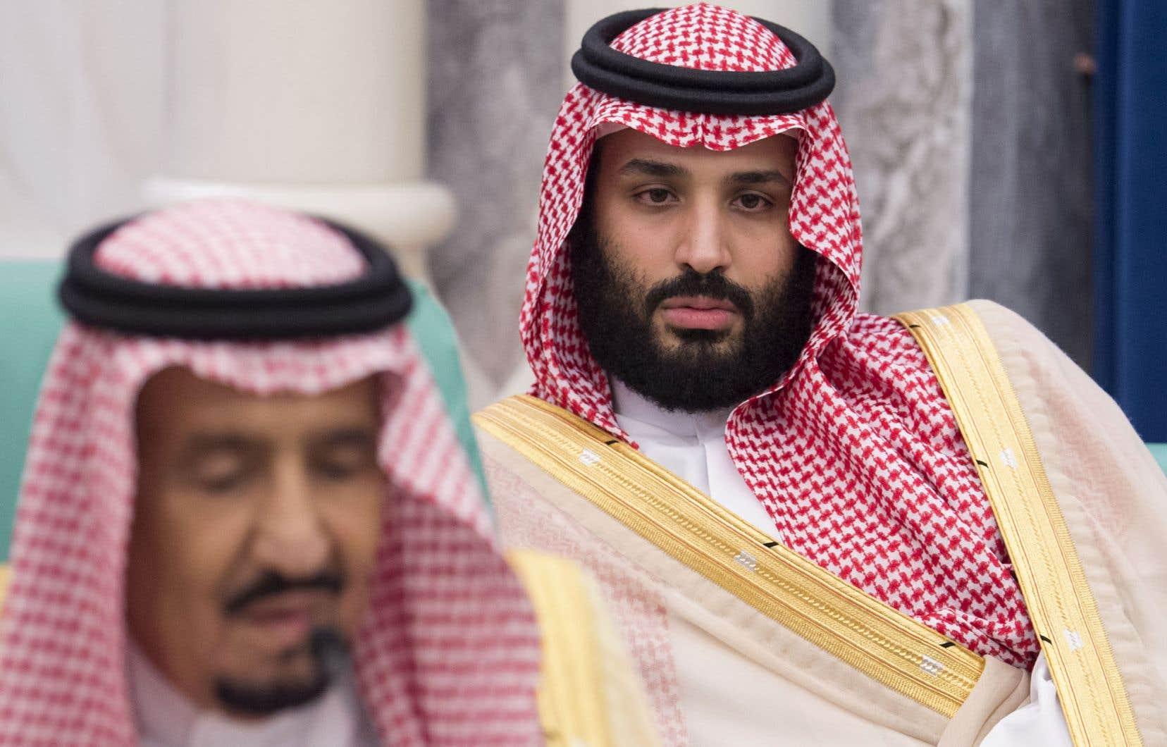 La répression contre les dissidents s'est accentuée depuis la désignation en 2017 du prince héritier Mohamed ben Salmane.