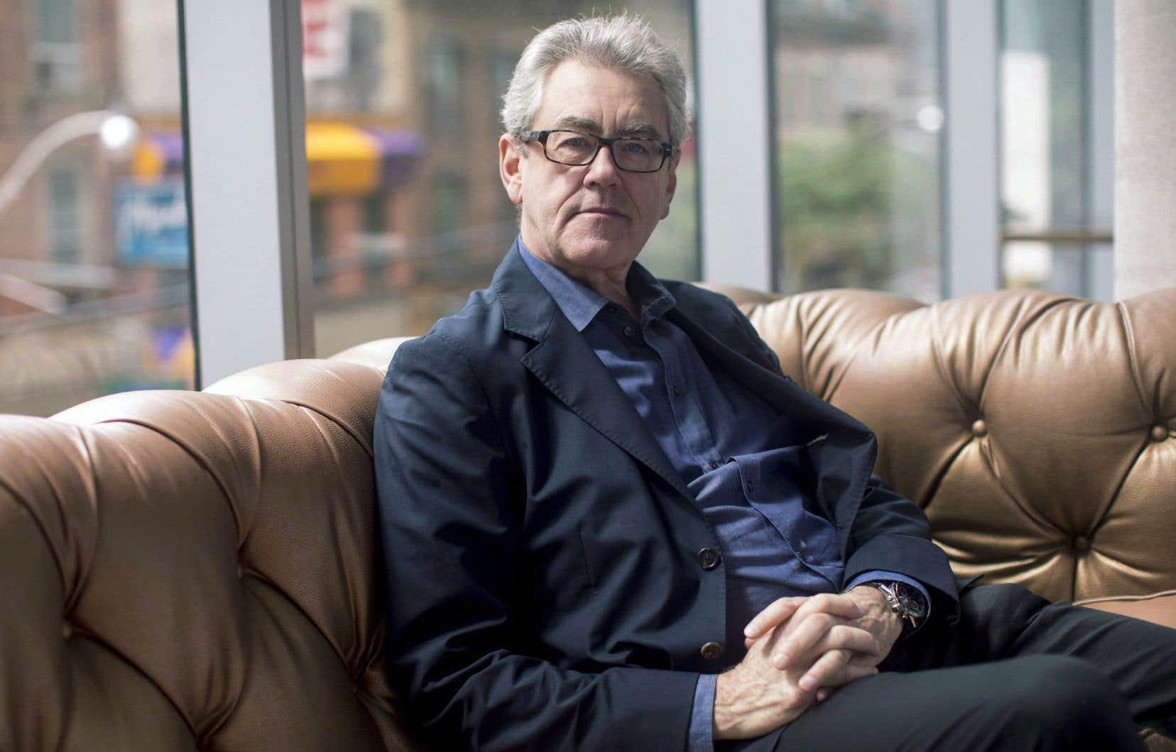 Piers Handling dirige sa dernière édition du Festival international du film de Toronto.
