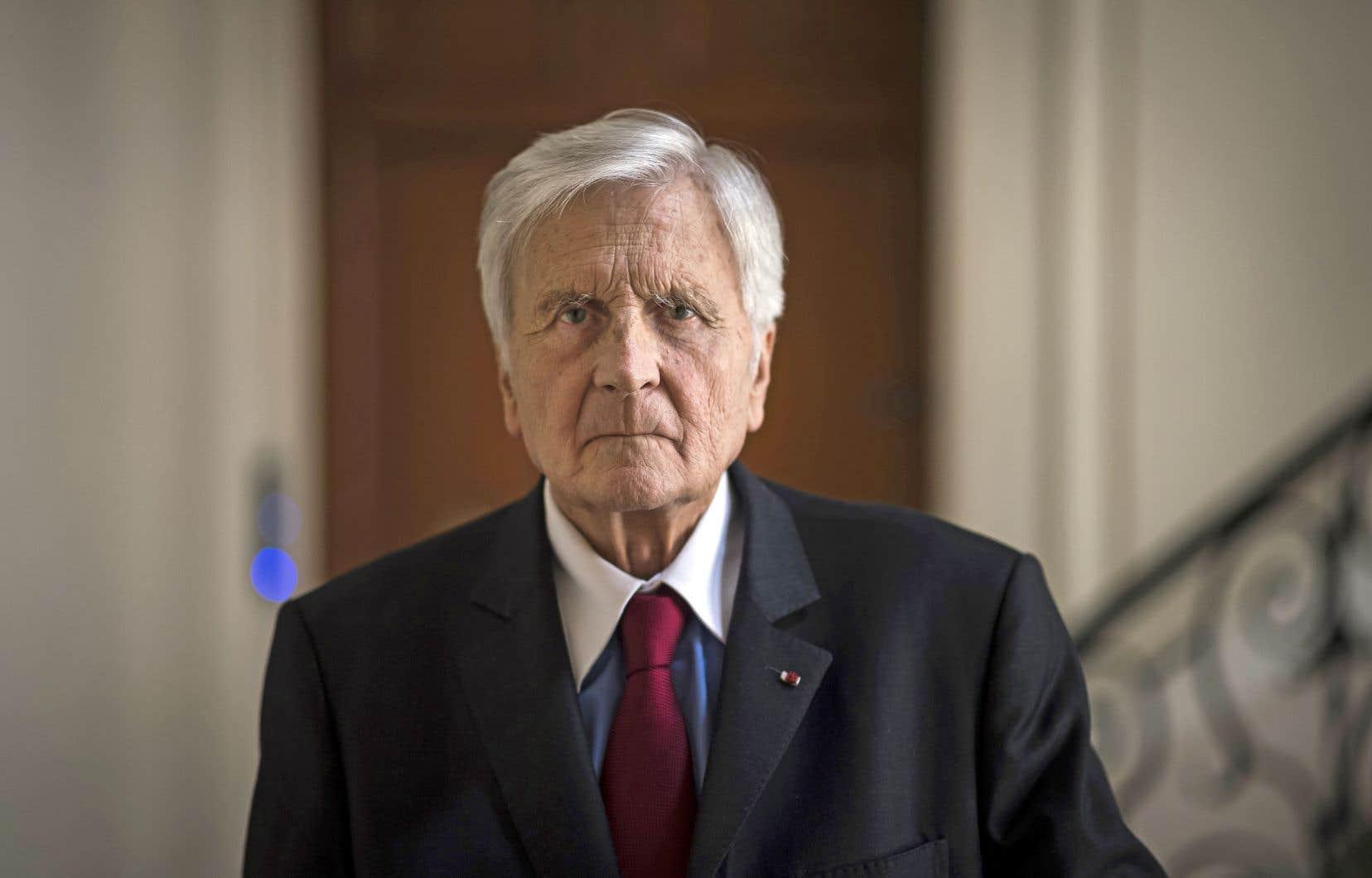 Jean-Claude Trichet en juillet dernier, à Paris