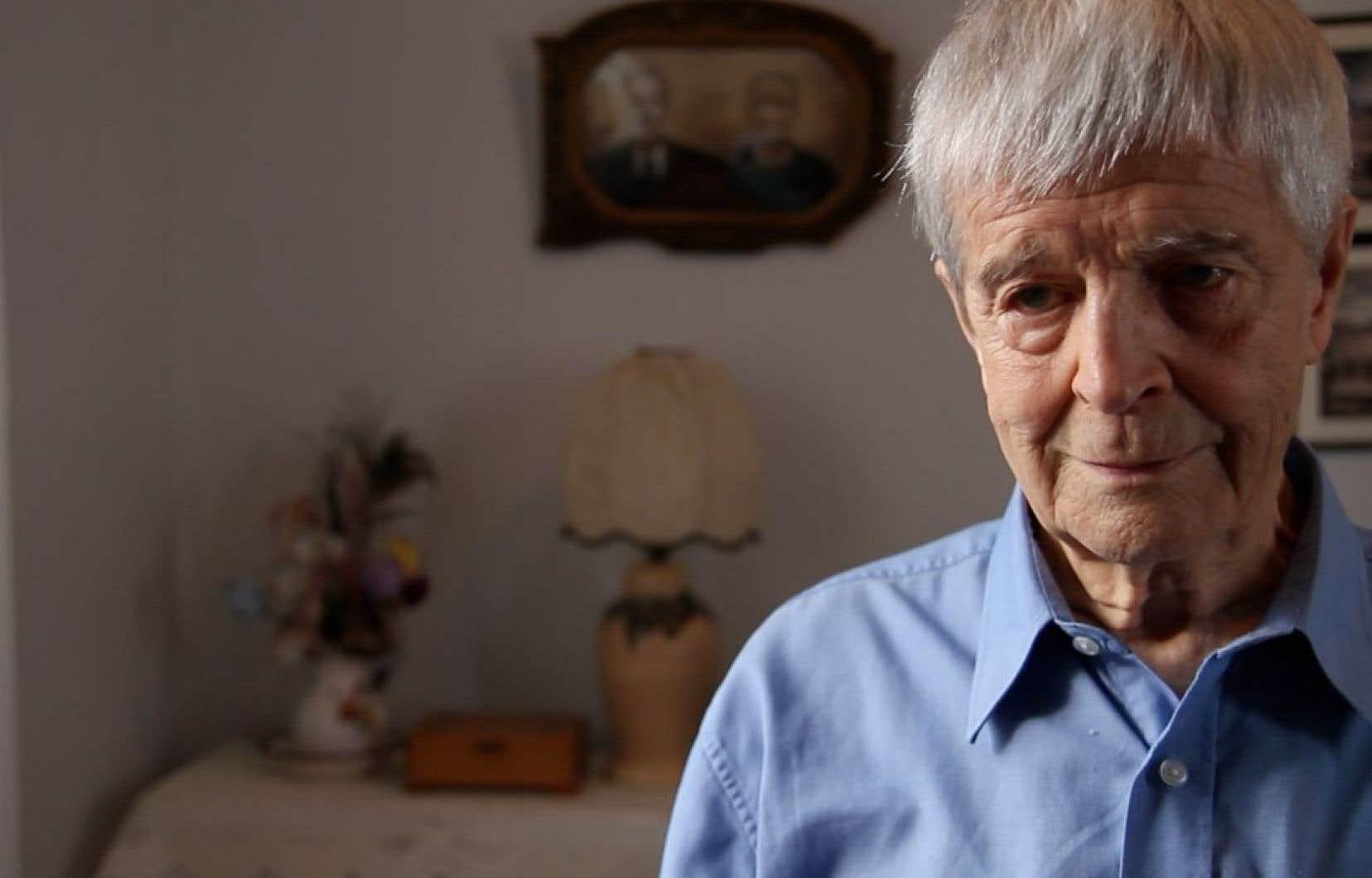 Gilles Pelletier, dans le film «Mauser» de Marc-André Girard