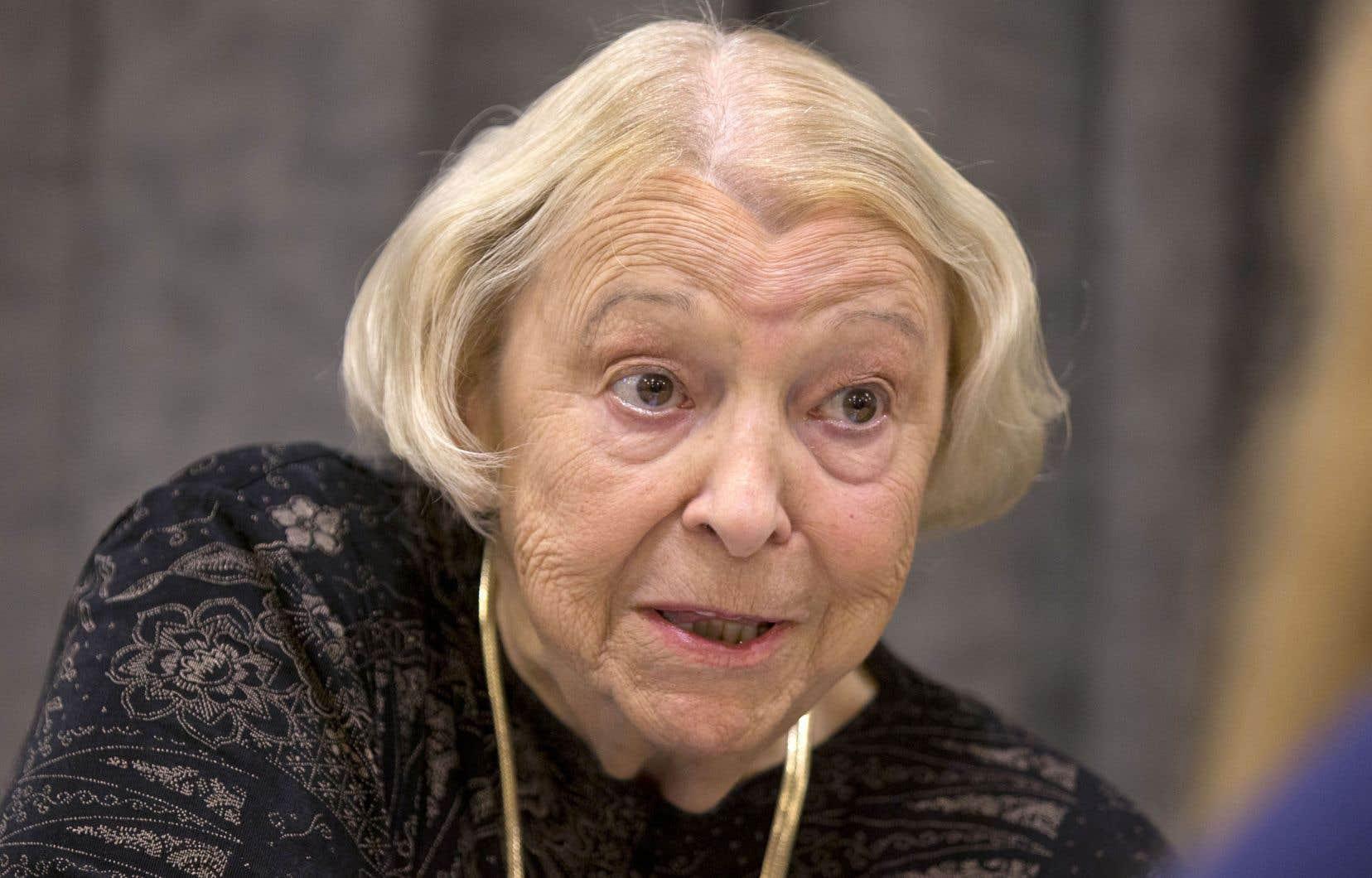 Lise Payette, l'animatrice, la femme politique, mais d'abord et avant tout féministe