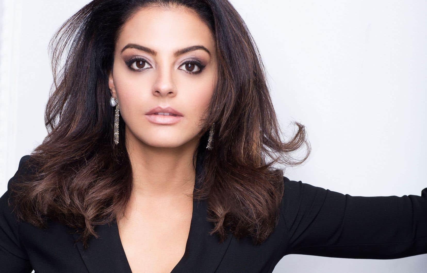 Lors du concours Operalia, Rihab Chaieb a chanté l'air de Dalila.