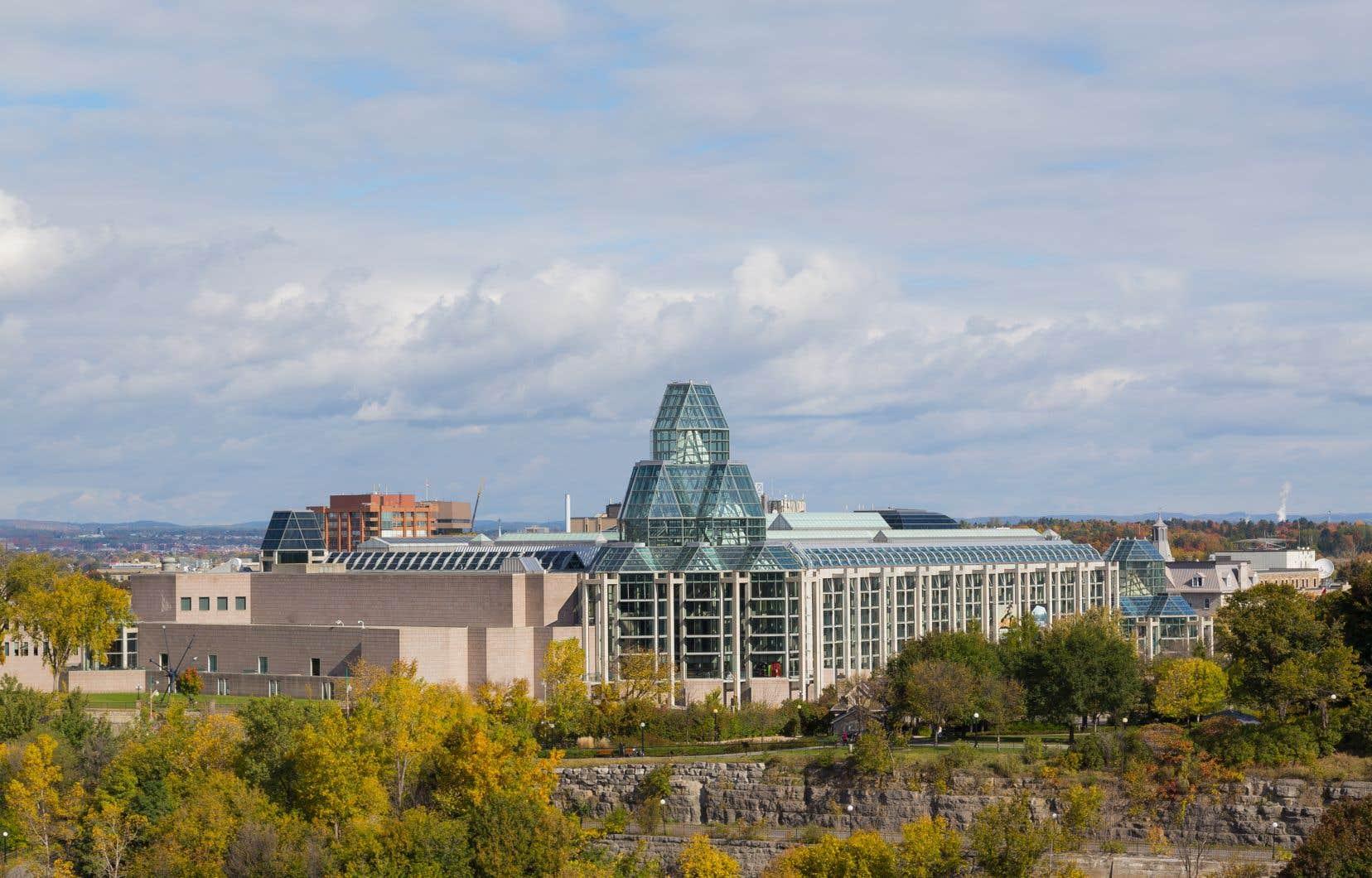 Au printemps dernier, le Musée des beaux-arts du Canada à Ottawa avait cherché à se départir du tableau de Marc Chagall.
