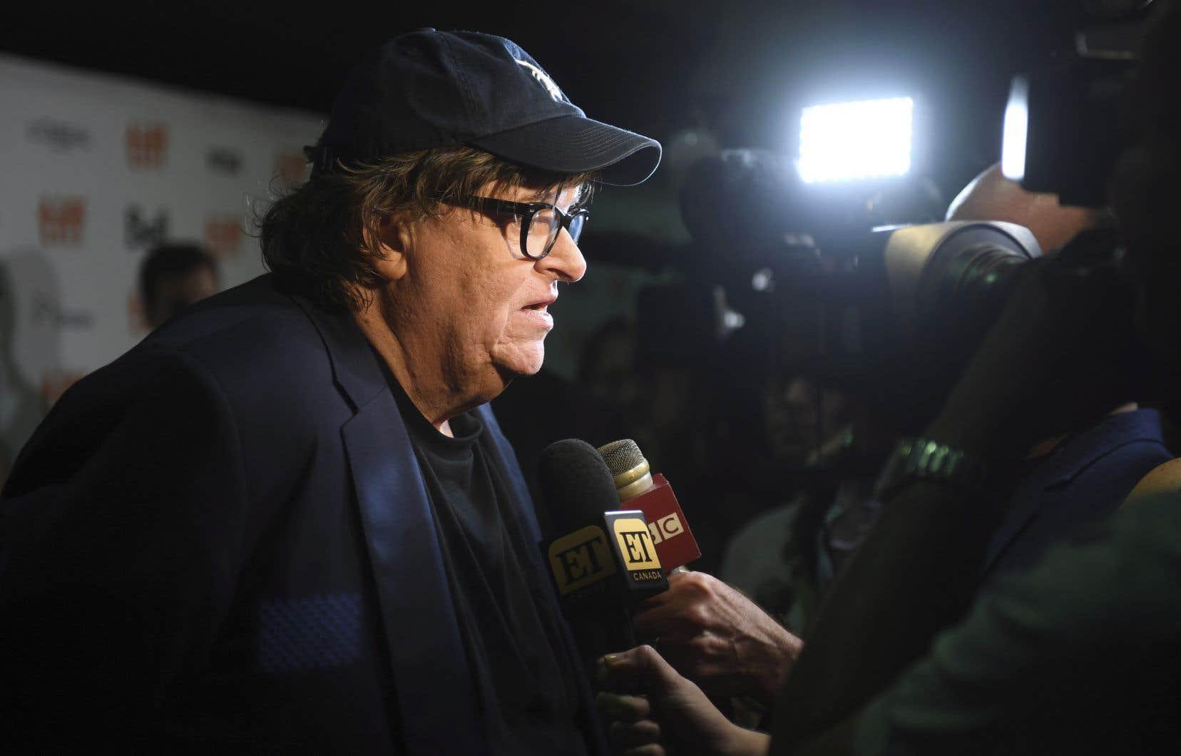 De 2004 à aujourd'hui, Michael Moore semble avoir exacerbé sa rage et parfois son impuissance.