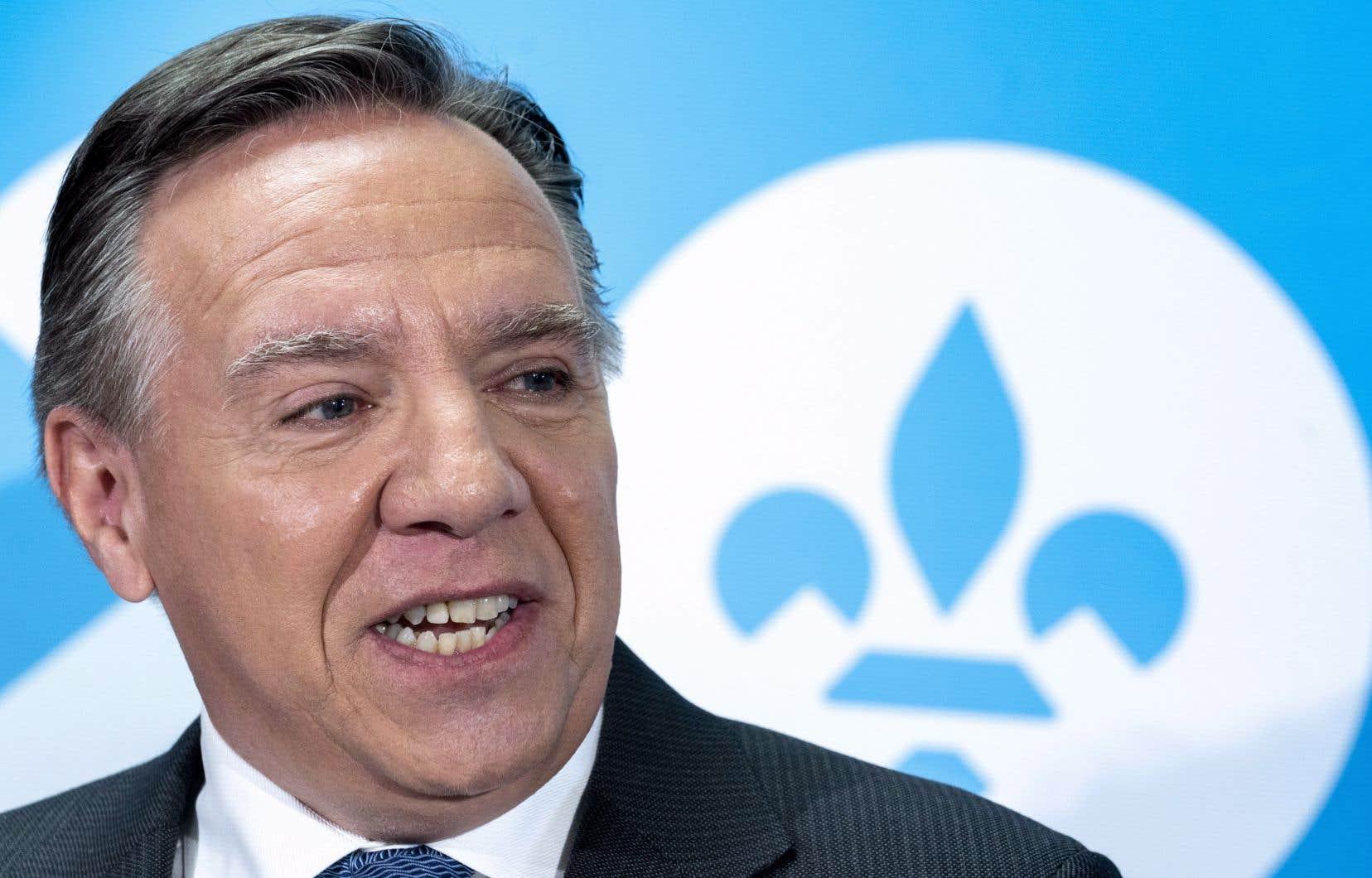 François Legault se fera sans doute un plaisir de marteler la question durant le débat s'il n'a pas de réponse d'ici là.