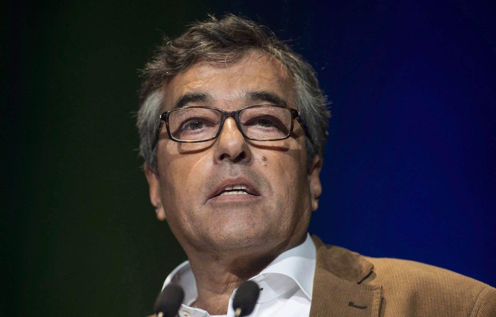 Pierre Céré avait affronté M.Fontecilla à la dernière élection générale.