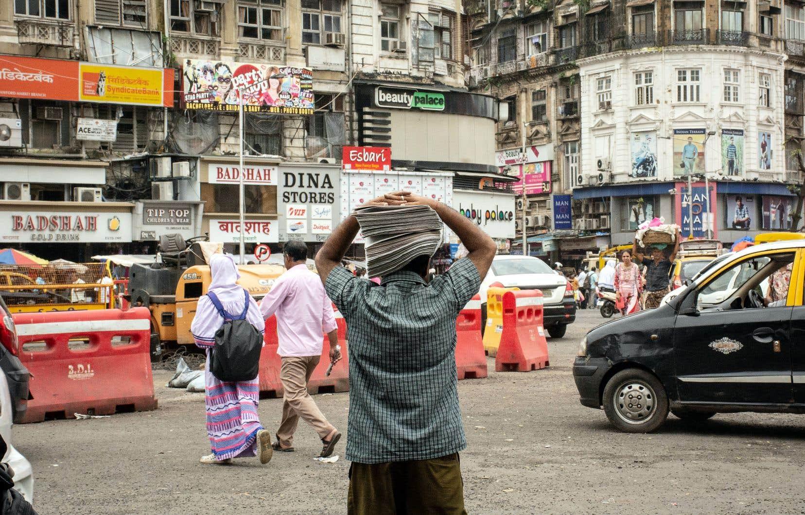 L'urbanisation rapide de l'Inde est une «nourriture providentielle» pour la presse écrite: entre 2014 et 2050, il y aura 400 millions d'Indiens de plus dans les villes. Des générations entières de lecteurs dans un pays où les mots sont encore sacrés… surtout sur papier.