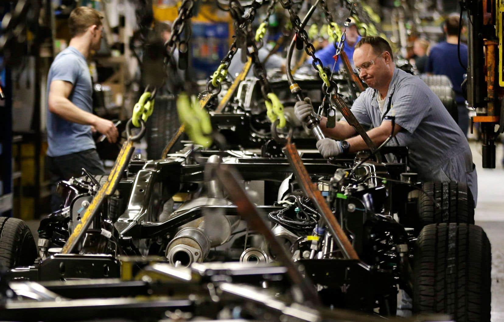 Dans la région de Kansas City, les industriels se montrent préoccupés par les taxes douanières imposées par la Maison-Blanche.