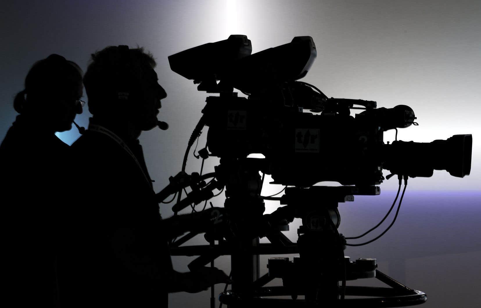 Les chefs des quatre principaux partis politiques du Québec participent à un débat télévisé jeudi.