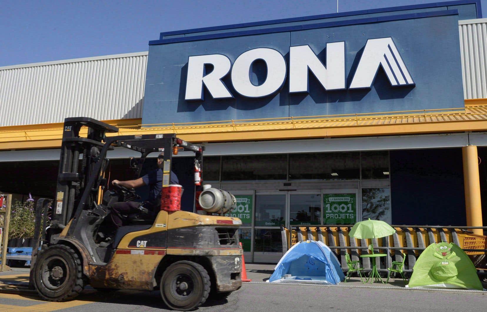 Le Parti québécois aurait indirectement joué un rôle dans l'éventuelle vente de Rona en restant impassible face à la prise de contrôle du conseil d'administration par une majorité d'Ontariens.