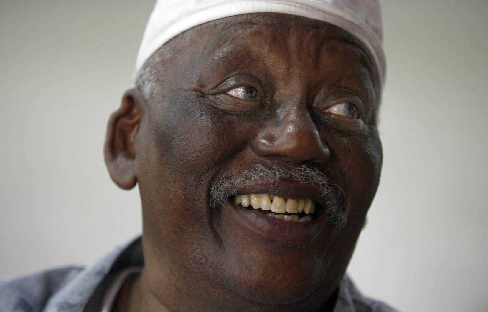 Randy Weston à Saint-Louis, au Sénégal, en 2007
