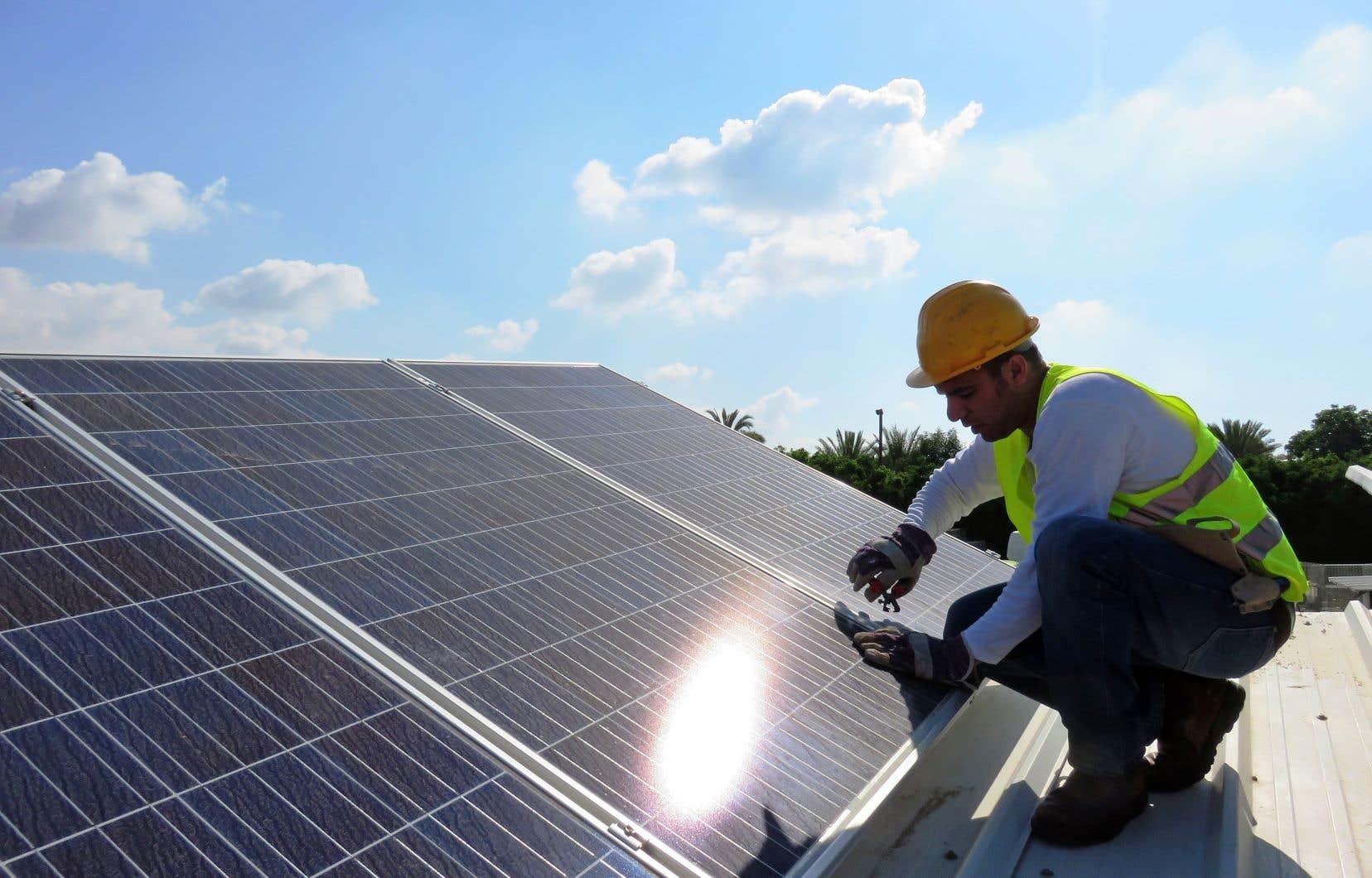 La société britannique Solargise a renoncé à construire son usine de panneaux solaires à Montréal.