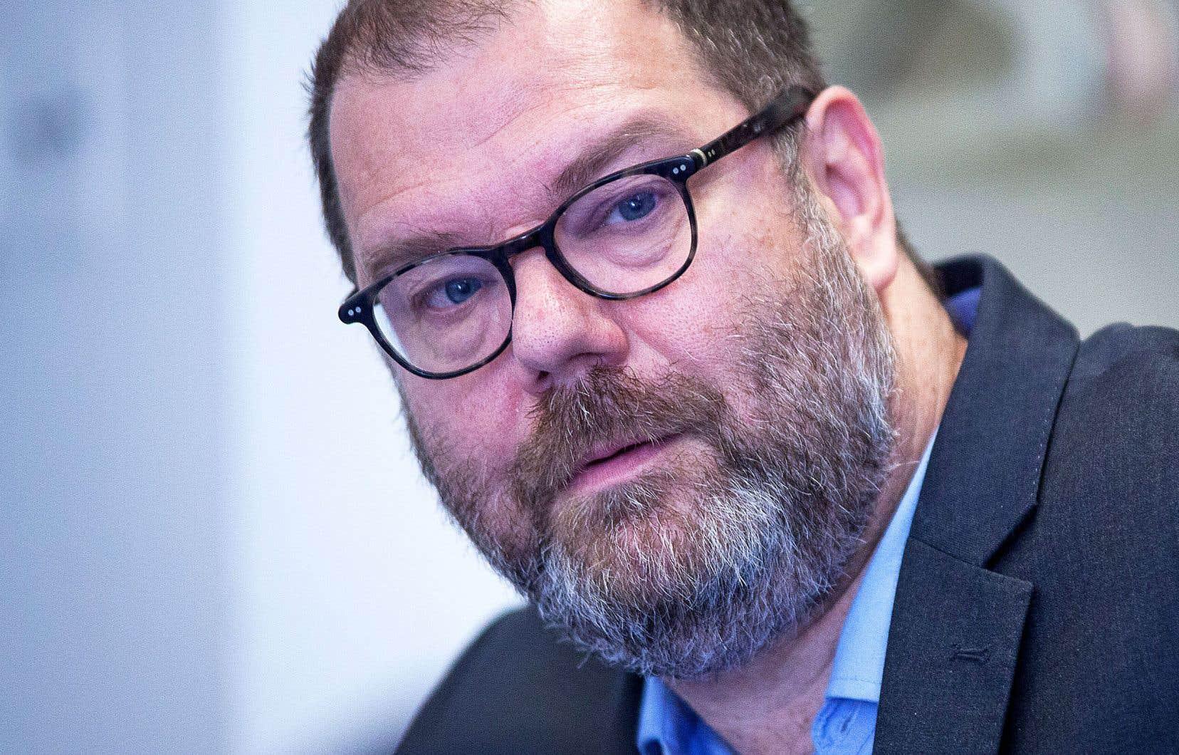 Pour rebâtir les ponts, le chef par intérim, Mario Beaulieu, va céder sa place à la tête du Bloc québécois.