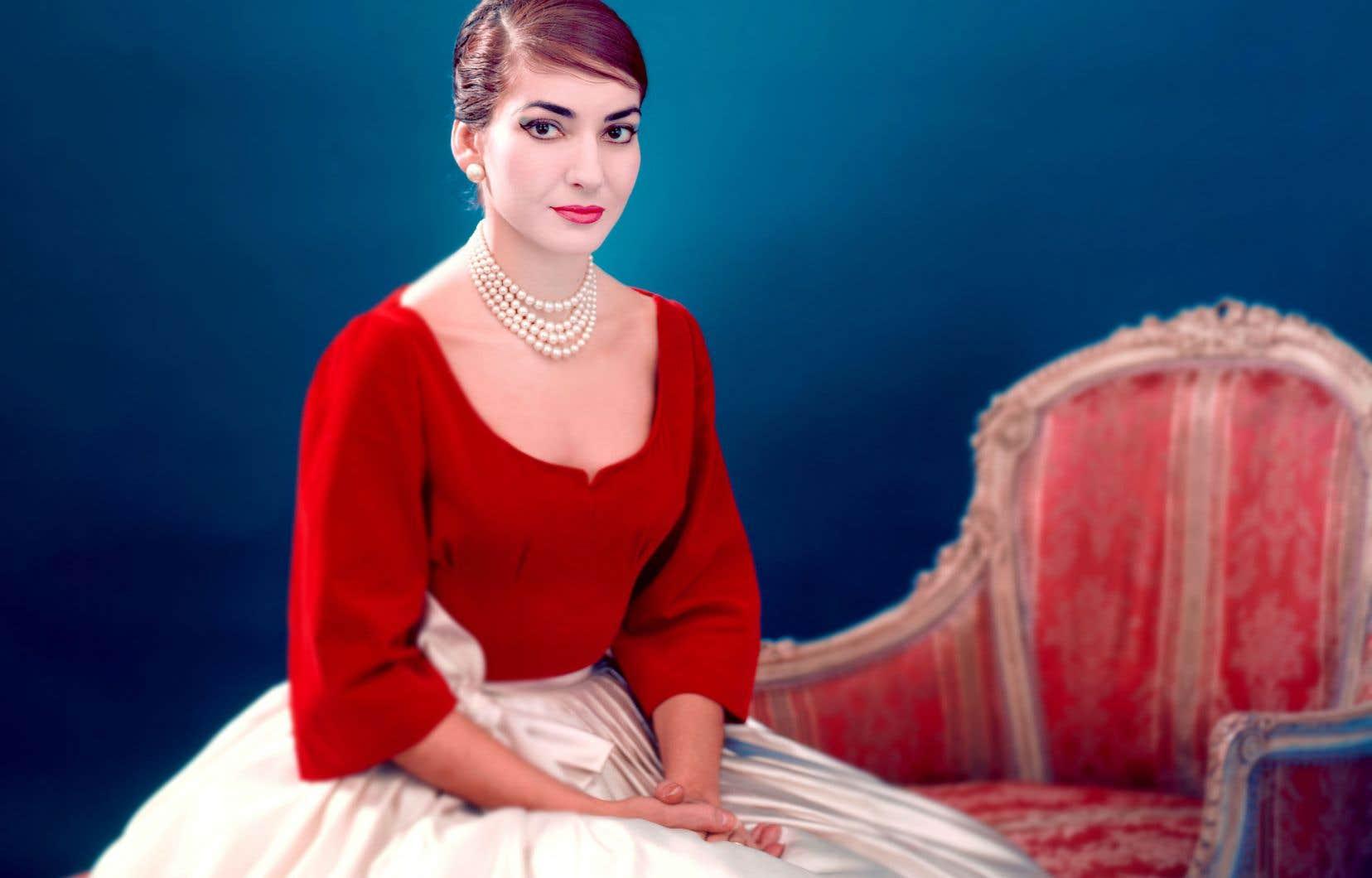 La «diva assoluta», Maria Callas, a touché Tom Volf au point de lui inspirer une biographie en trois tomes, une exposition et un film.