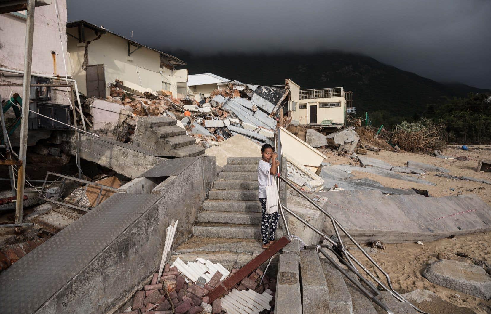 <p>La tempête, la plus puissante depuis le début de l'année dans le monde, a détruit samedi des logements et inondé les régions agricoles du nord des Philippines.</p>