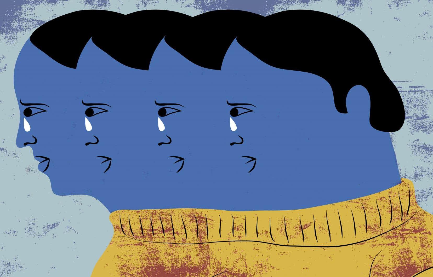 Selon Anne-Cécile Robert, l'«extension du domaine de la larme» empêcherait de penser dans toute leur complexité les enjeux de notre époque.