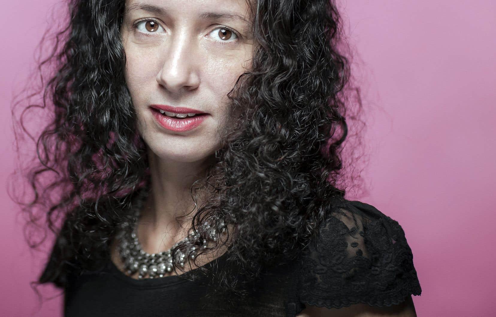 L'écrivaine Meryem Alaoui