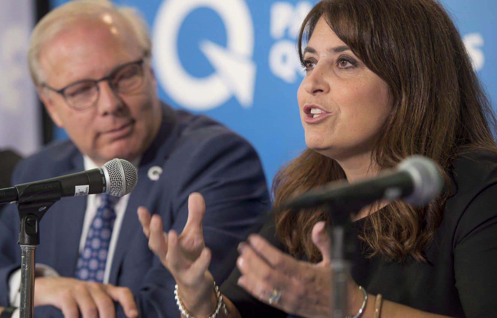 Le PQ a dévoilé une série d'engagement—dont certains connus—pour «aider les personnes [autistes ou handicapées], les familles et les organismes qui les aide», selon ce qu'indiquait la vice-chef du parti, Véronique Hivon.