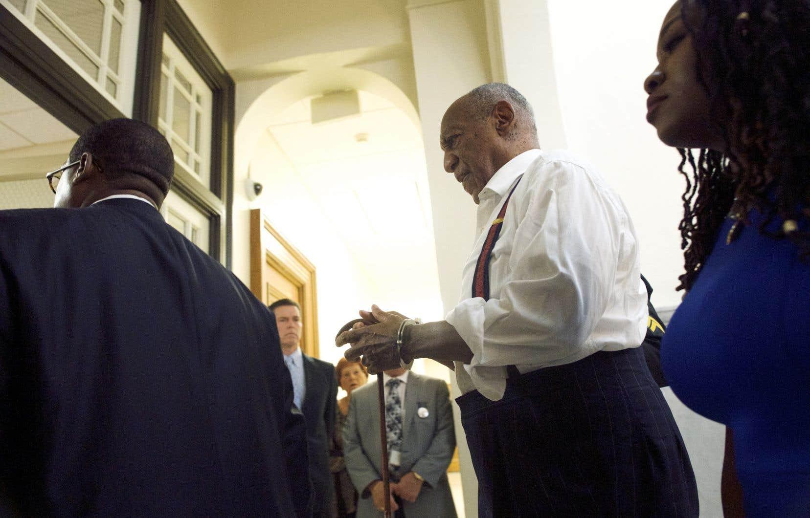 Le magistrat a aussi statué que l'acteur Bill Cosby est un «prédateur sexuel violent».