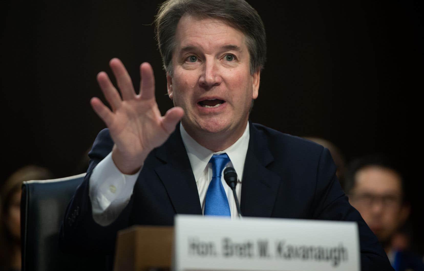 Le juge a affirmé à plusieurs reprises avoir toujours traité les femmes avec respect.