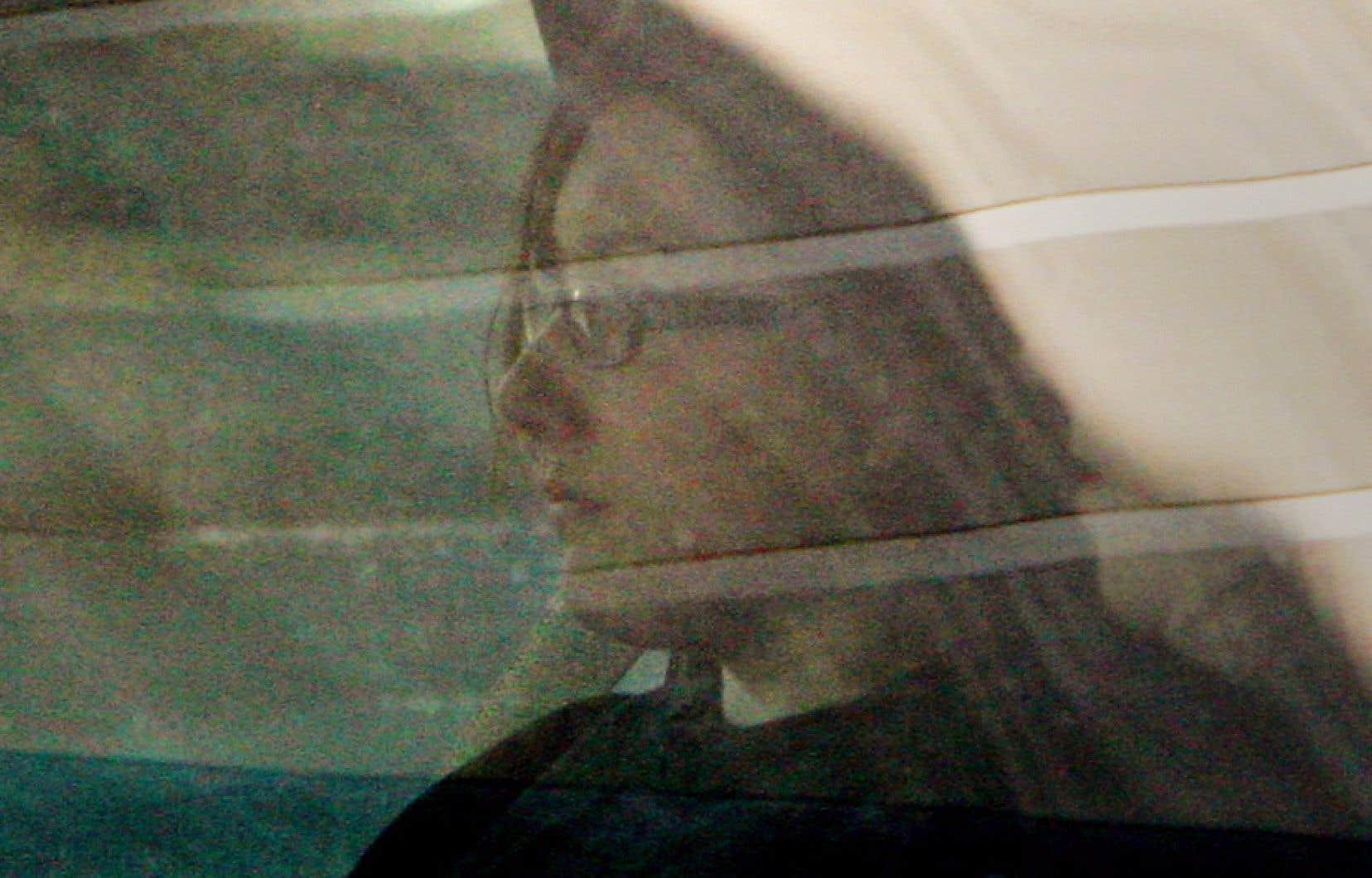 Terri-Lynne McClintic, photographiée en 2012