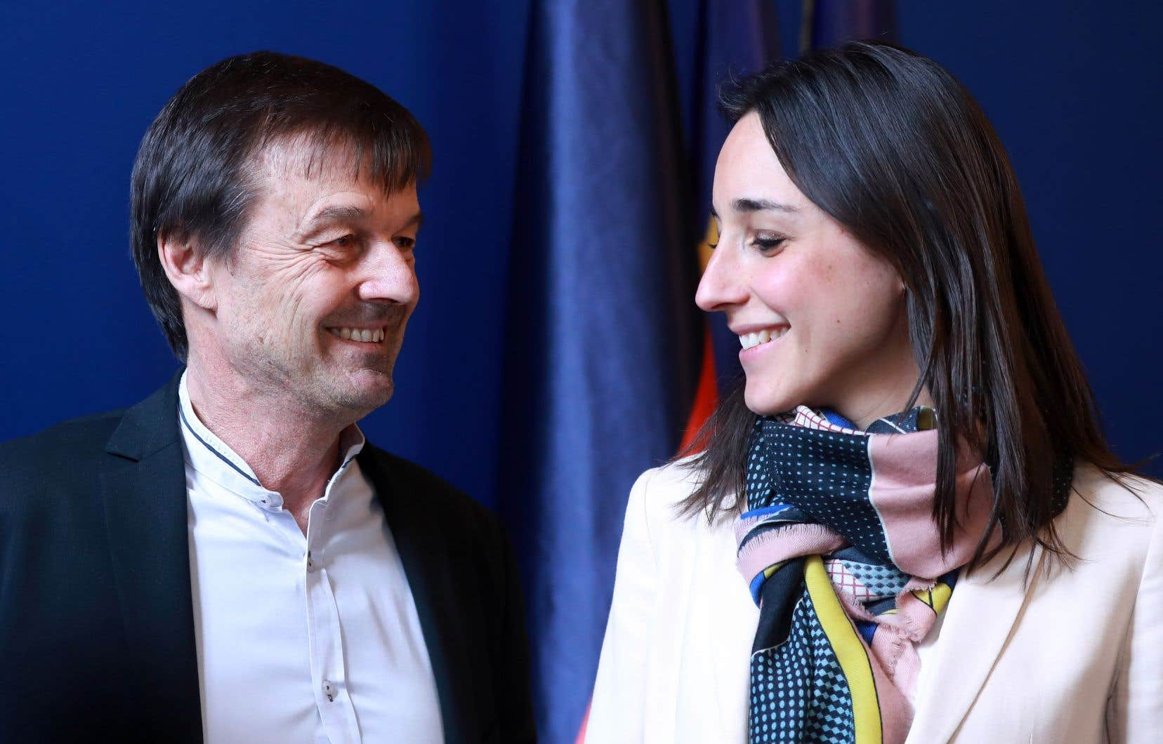La secrétaire d'État Brune Poirson était déjà en poste auprès du ministre de la Transition écologique et solidaire Nicolas Hulot. Ce dernier a démissionné subitement en août en dénonçant l'inaction en matière de lutte contre les changements climatiques.