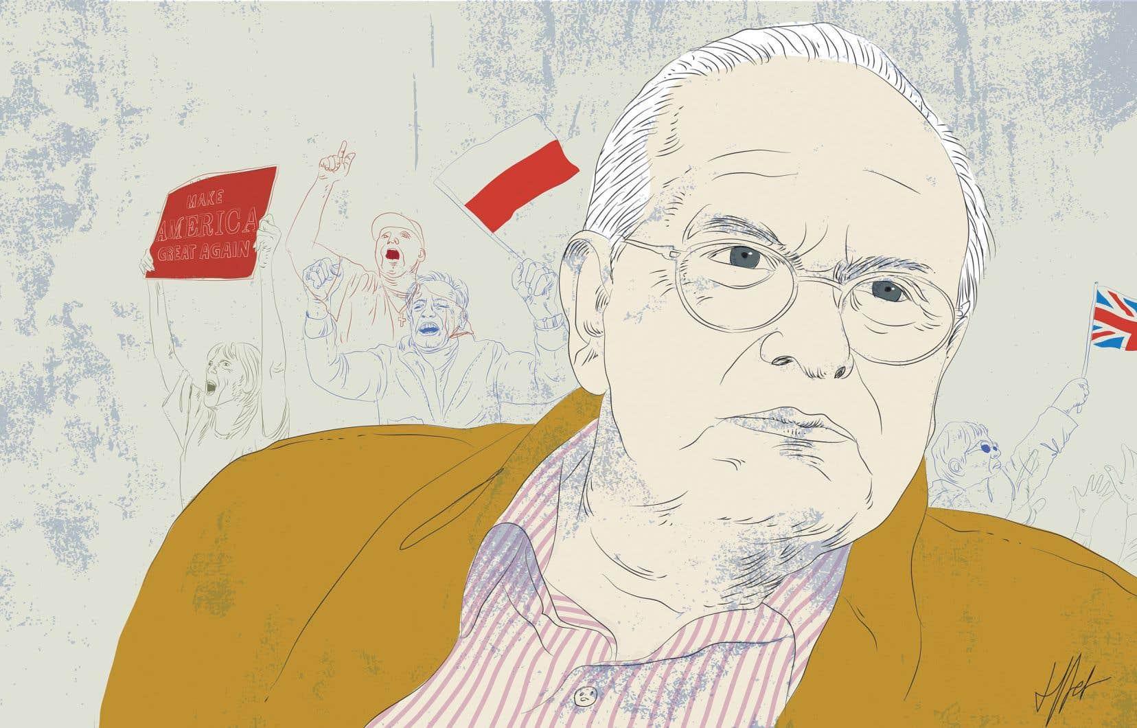 Né en 1935 à Buenos Aires, Ernesto Laclau est considéré comme l'un des représentants majeurs de la philosophie politique contemporaine.