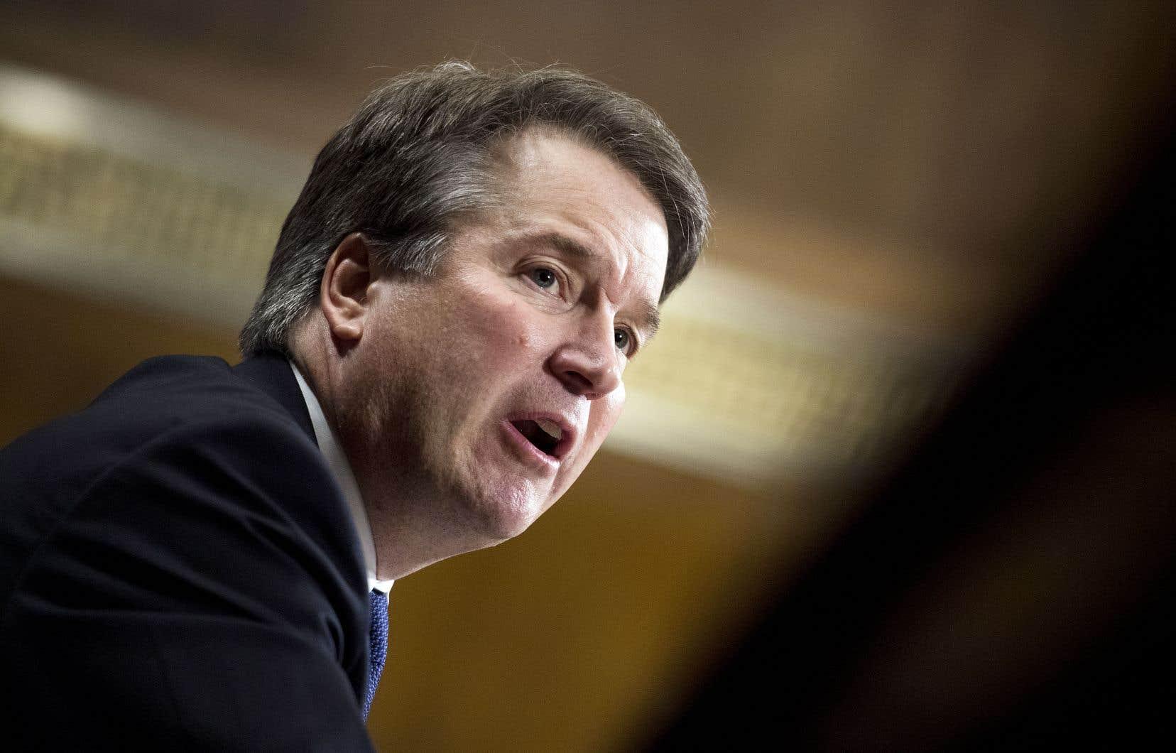 Devant le comité judiciaire du Sénat américain, le juge Brett Kavanaugh a réfuté avec véhémence jeudi dernier les allégations d'agressions sexuelles qui pèsent contre lui.