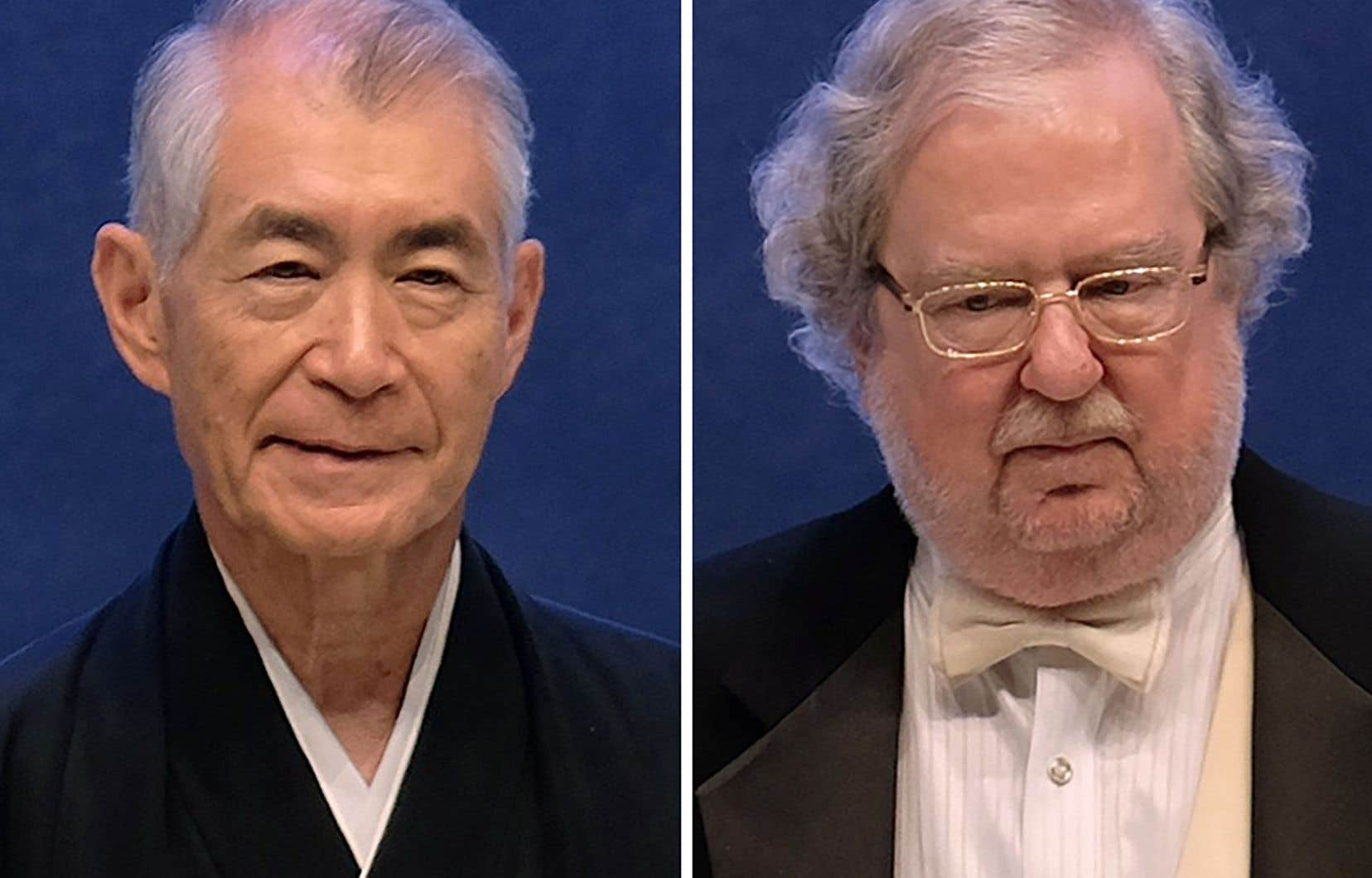 Les immunologistes Tasuku Honjo etJames P. Allison ont reçu le Nobel de médecine.
